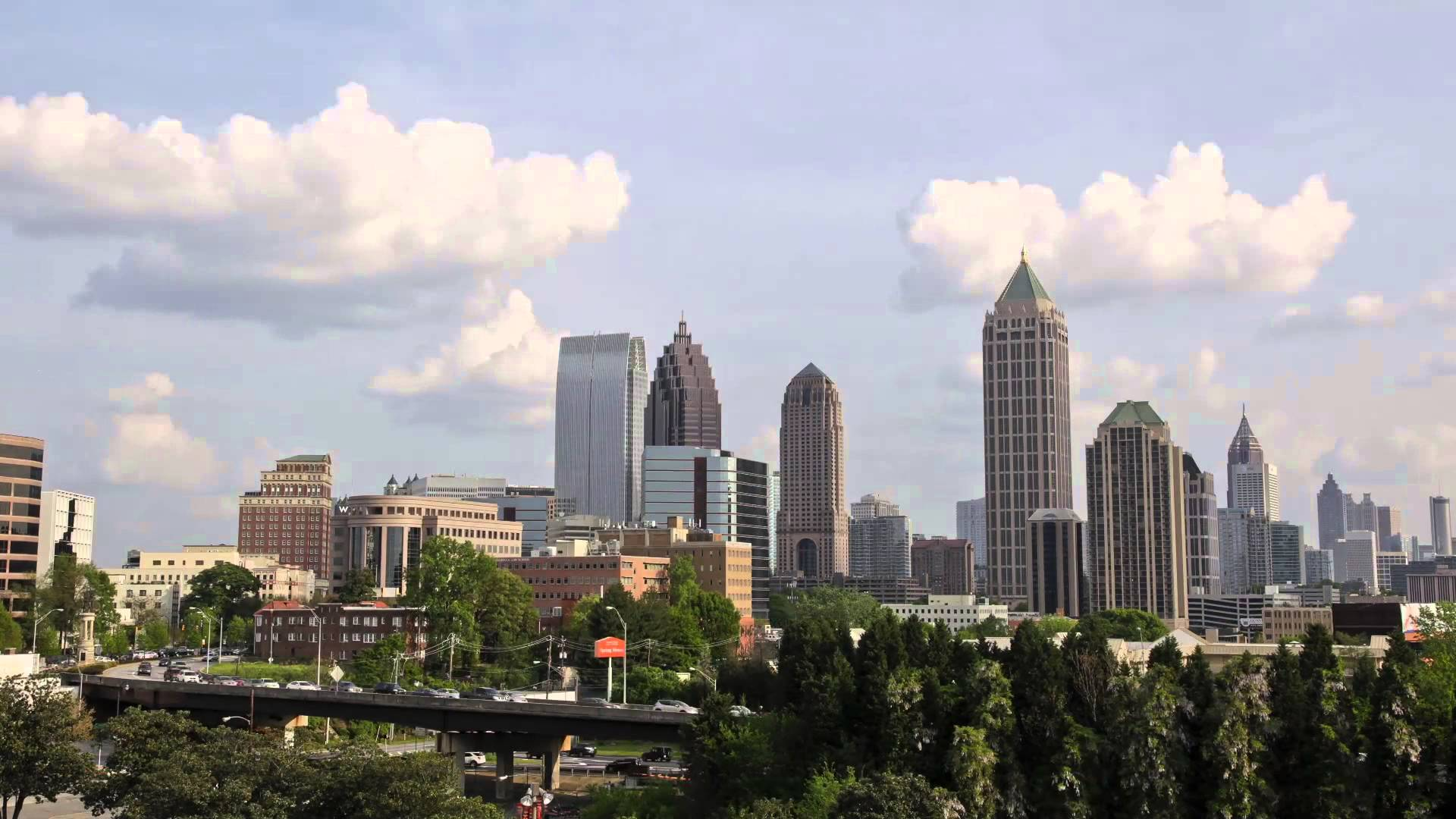 Midtown's skyline - for now.