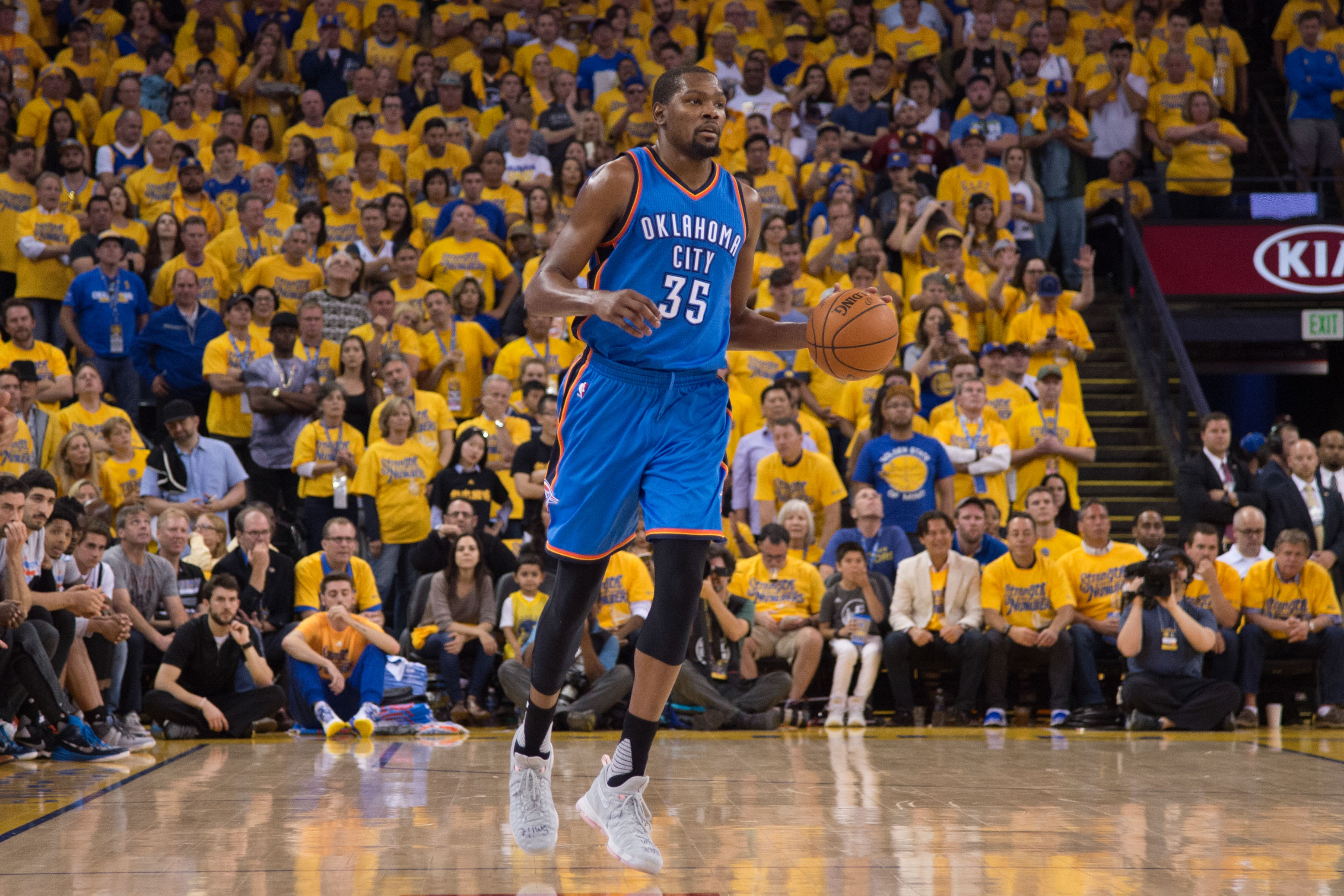 Kevin Durant leads this summer's free-agent class