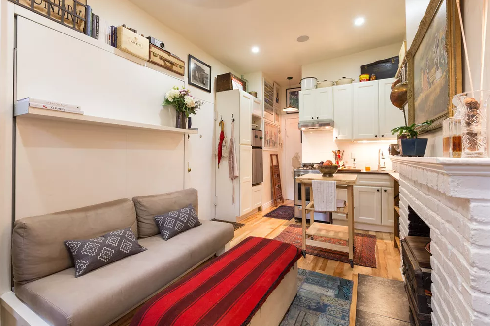 student apartment smallest new york apartments.  NYC Micro Apartments Curbed NY