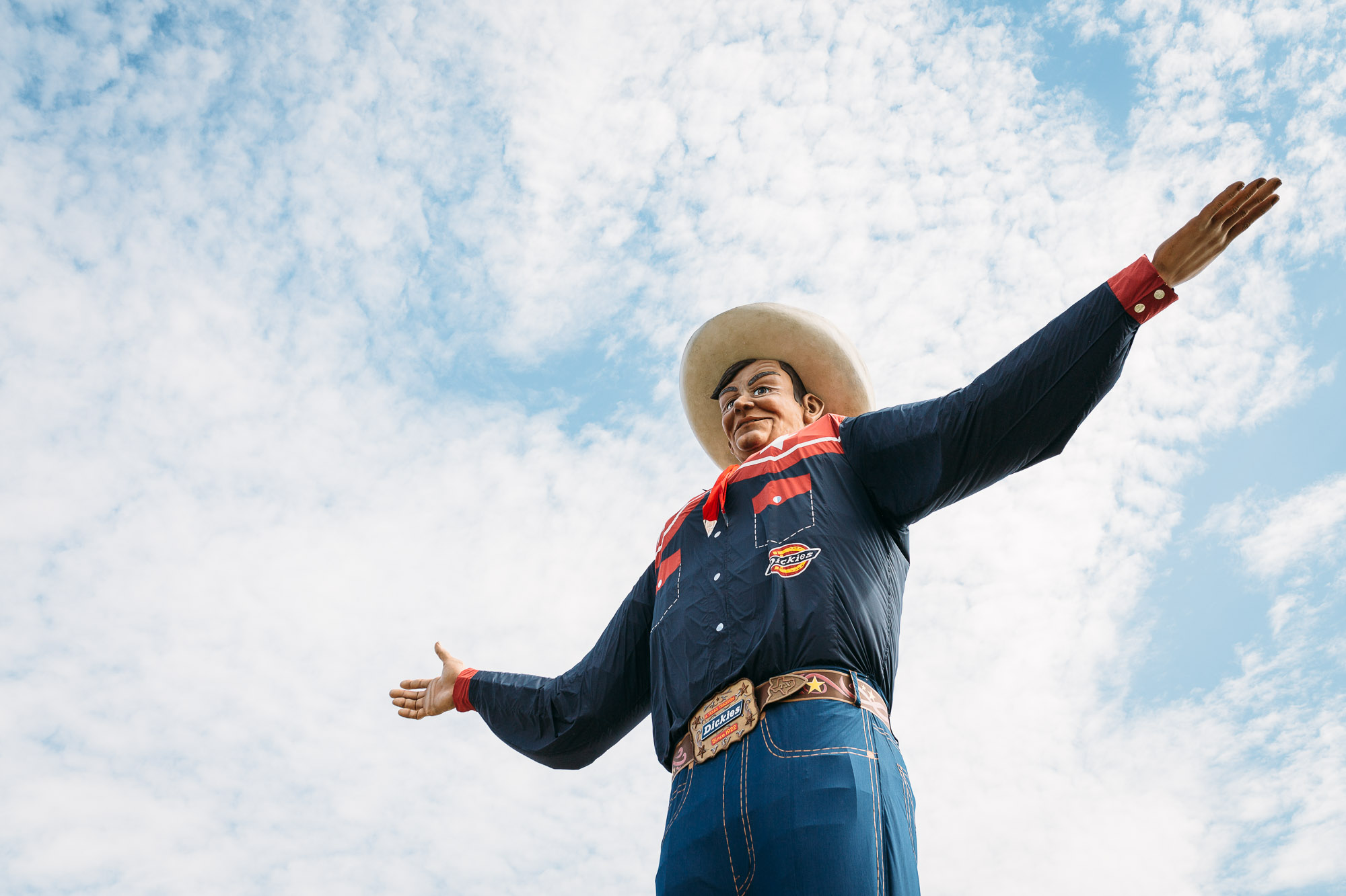 Big Tex isn't the only one excited about the State Fair