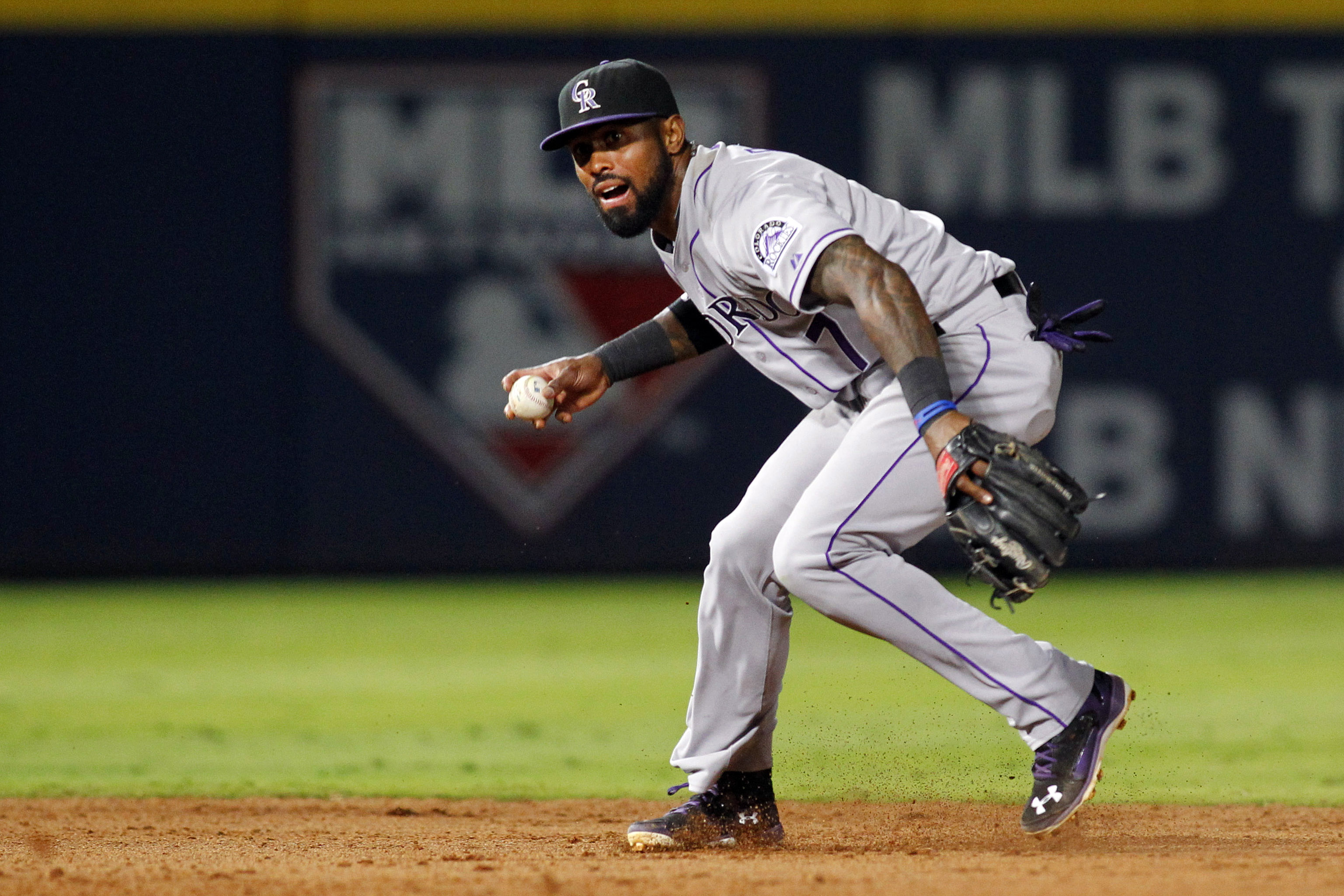 Jose Reyes served a 51-game suspension, and the Rockies have cut him loose. Does he replace Omar Infante at 2B for Kansas City?