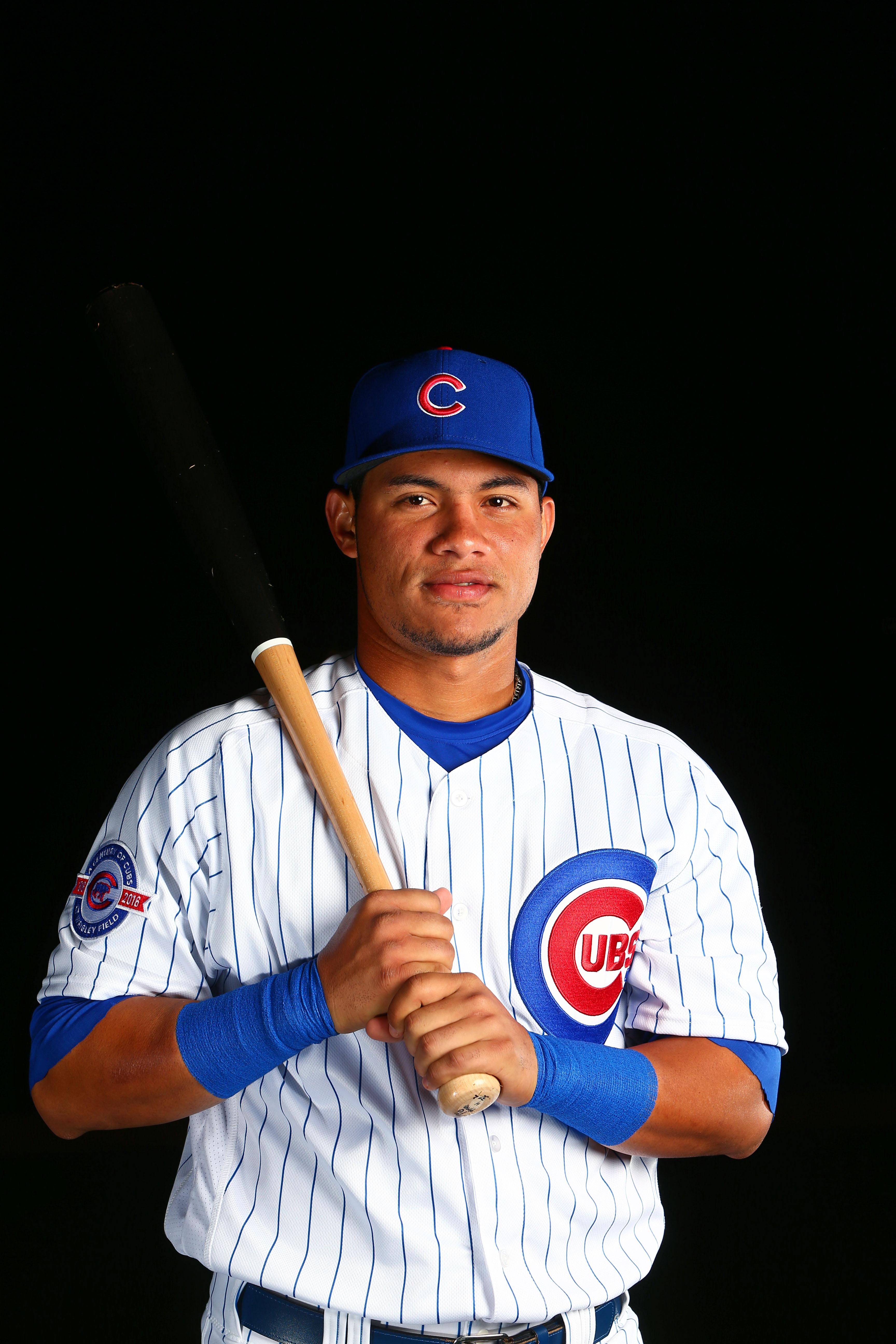 MLB: Chicago Cubs-Spring Training Media Day