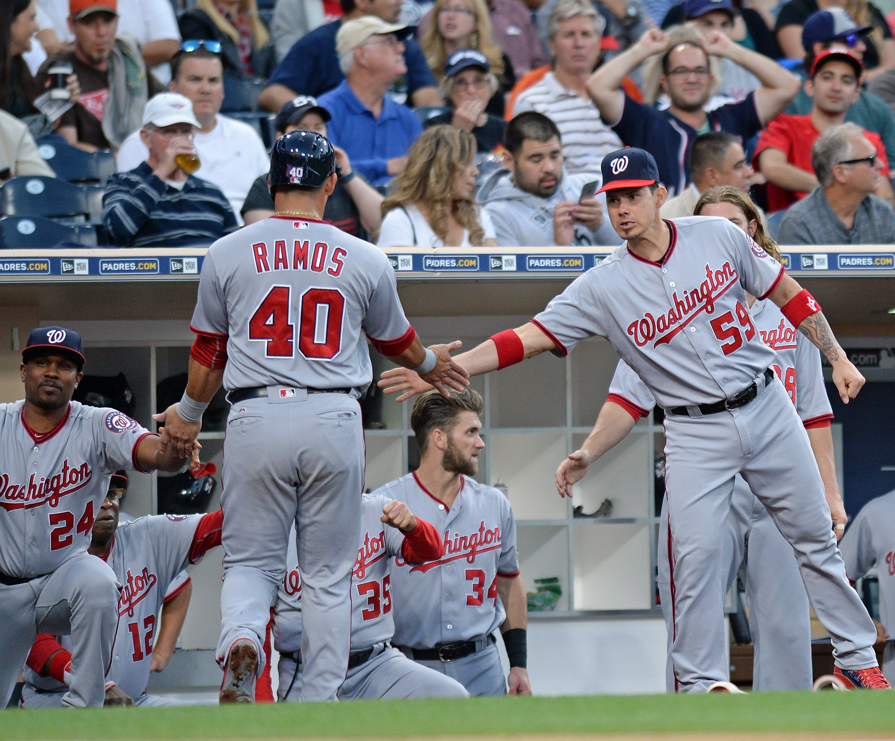 Every player wishes they could have their career year right before they hit free agency. Wilson Ramos is living the dream right now.