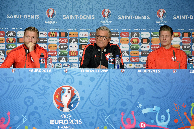Euro 2016 - Poland Press Conference