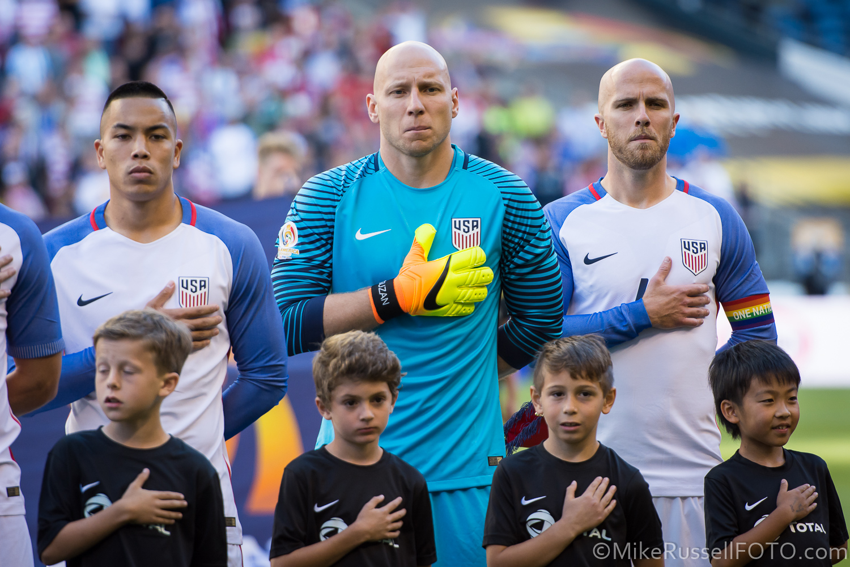 Copa America - United States vs. Ecuador: Photos