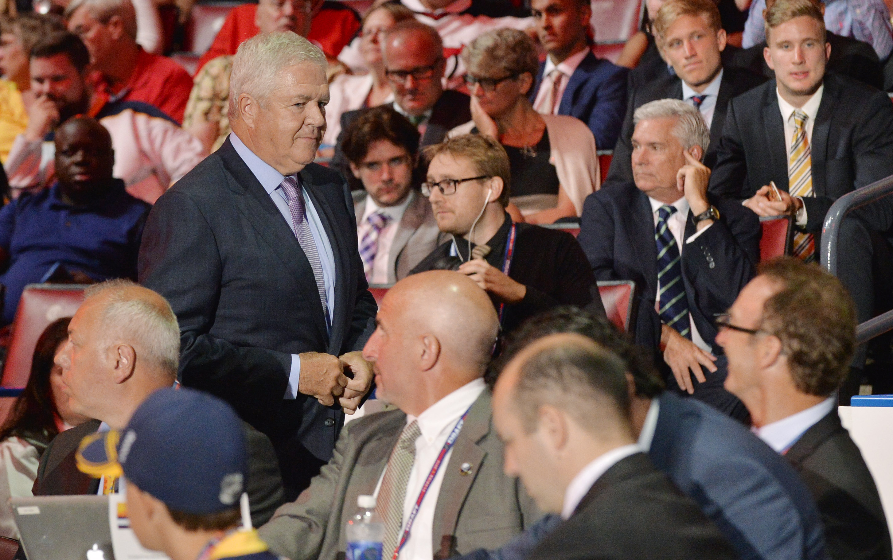Tallon & Co. will add to the prospect bounty in Buffalo.