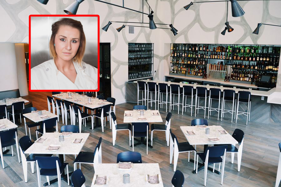 Vox Table's new executive pastry chef Annabelle Turner