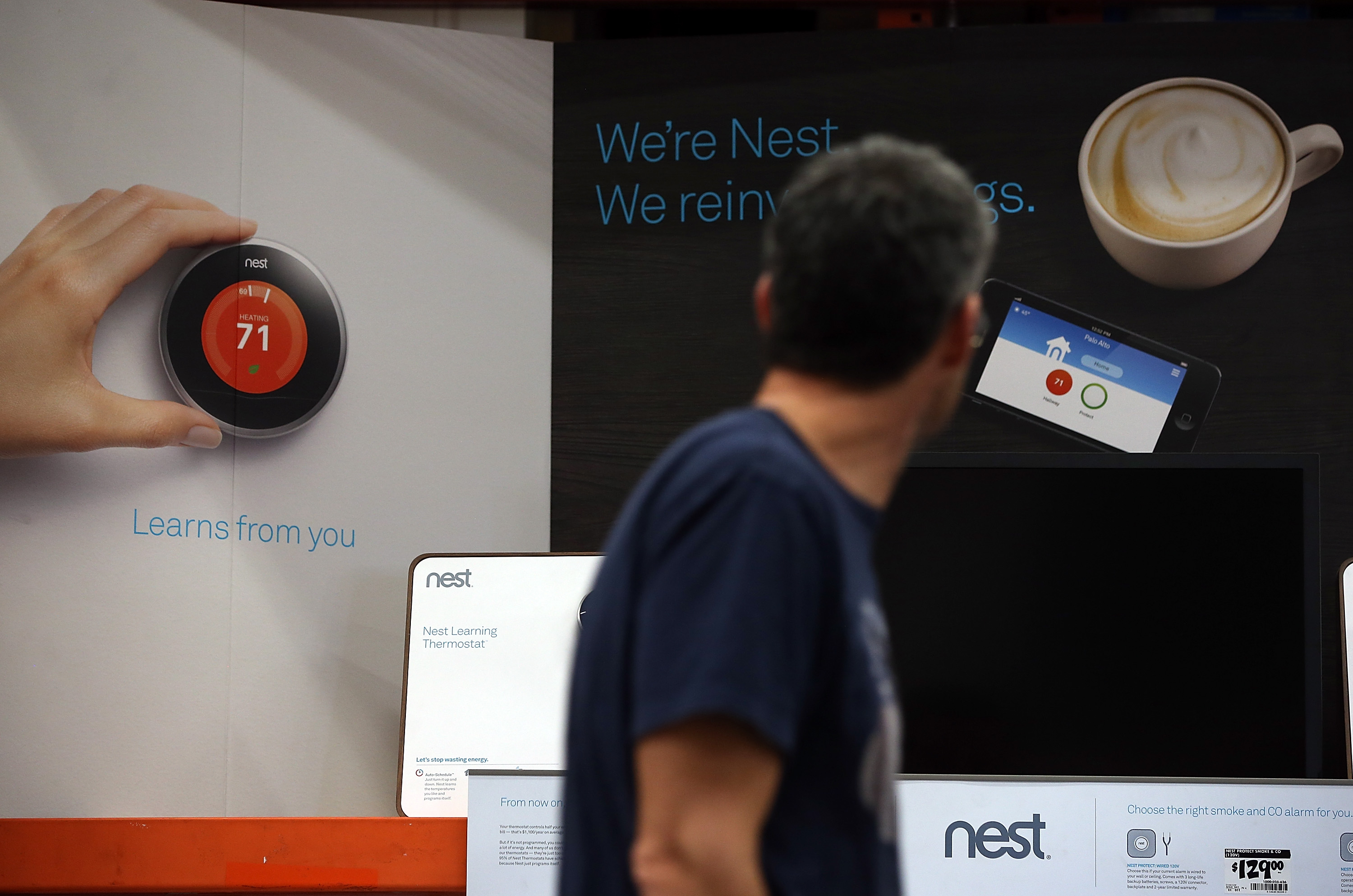 Nest is pushing further into the energy business with