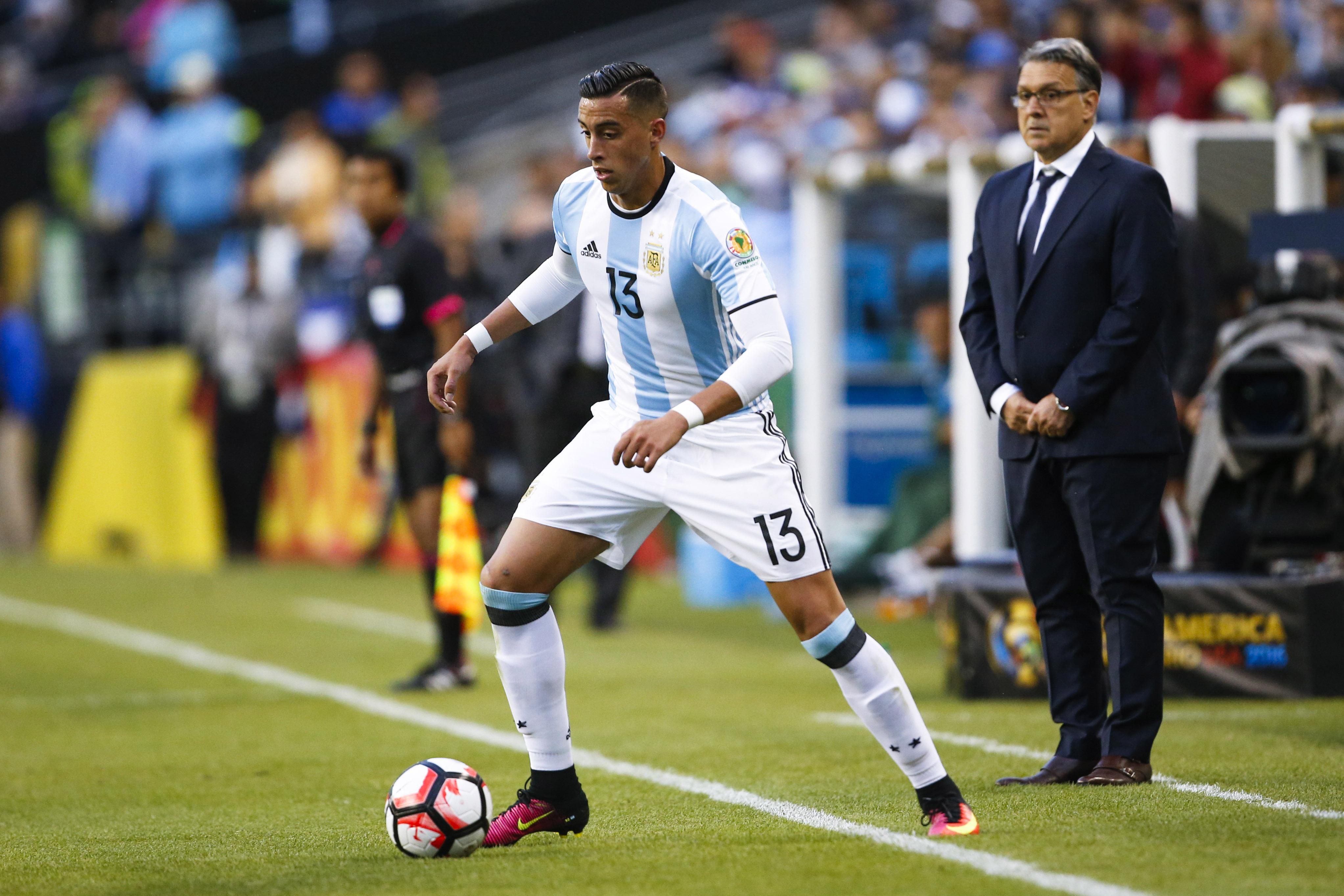 Soccer: 2016 Copa America Centenario-Argentina at Bolivia