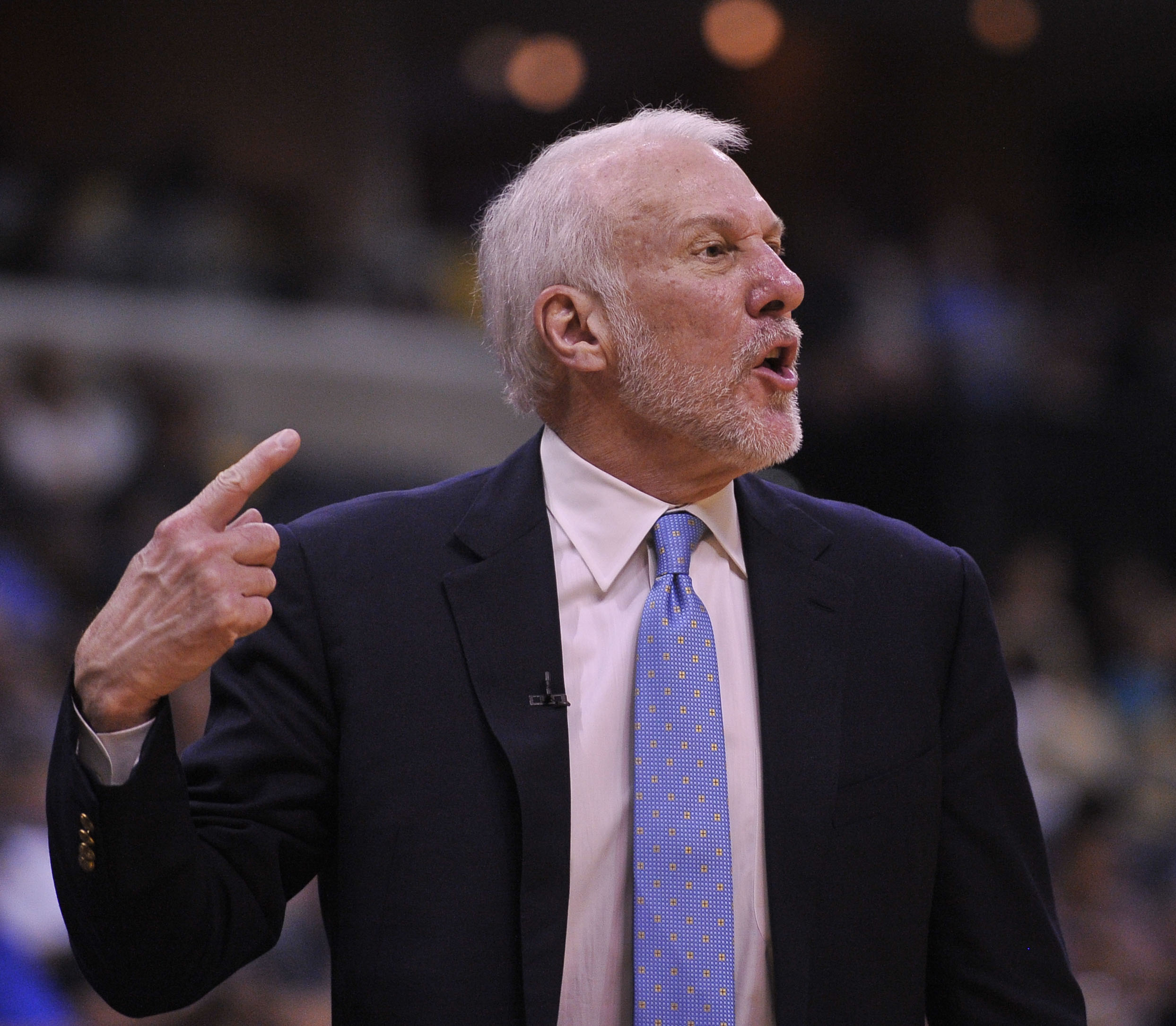 Who will be Pop's next draft project?