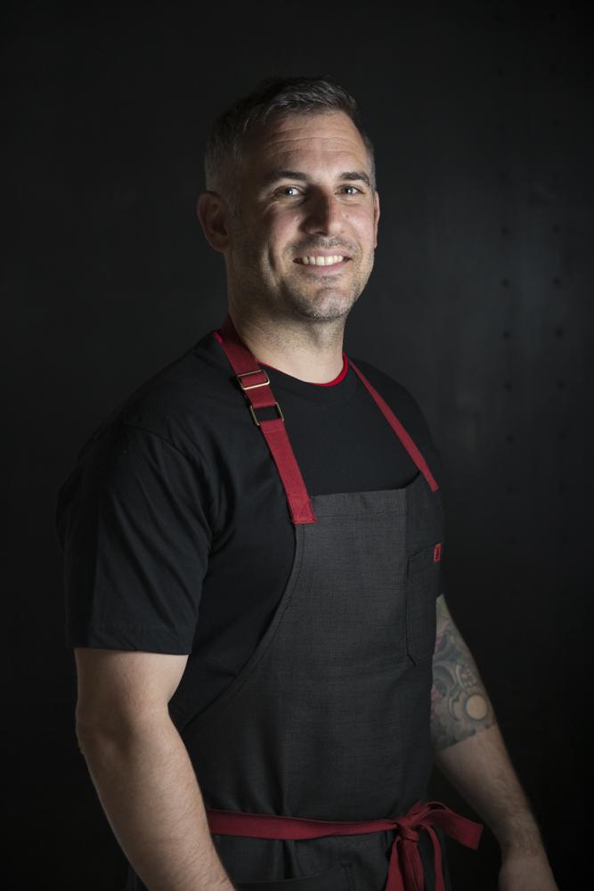 Chef David Bazirgan