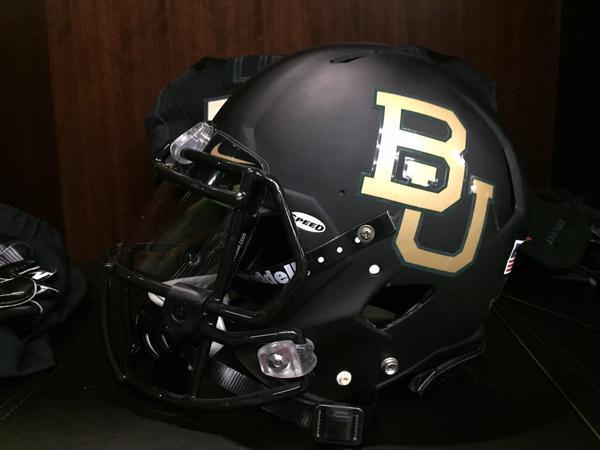 Baylor Football Helmet
