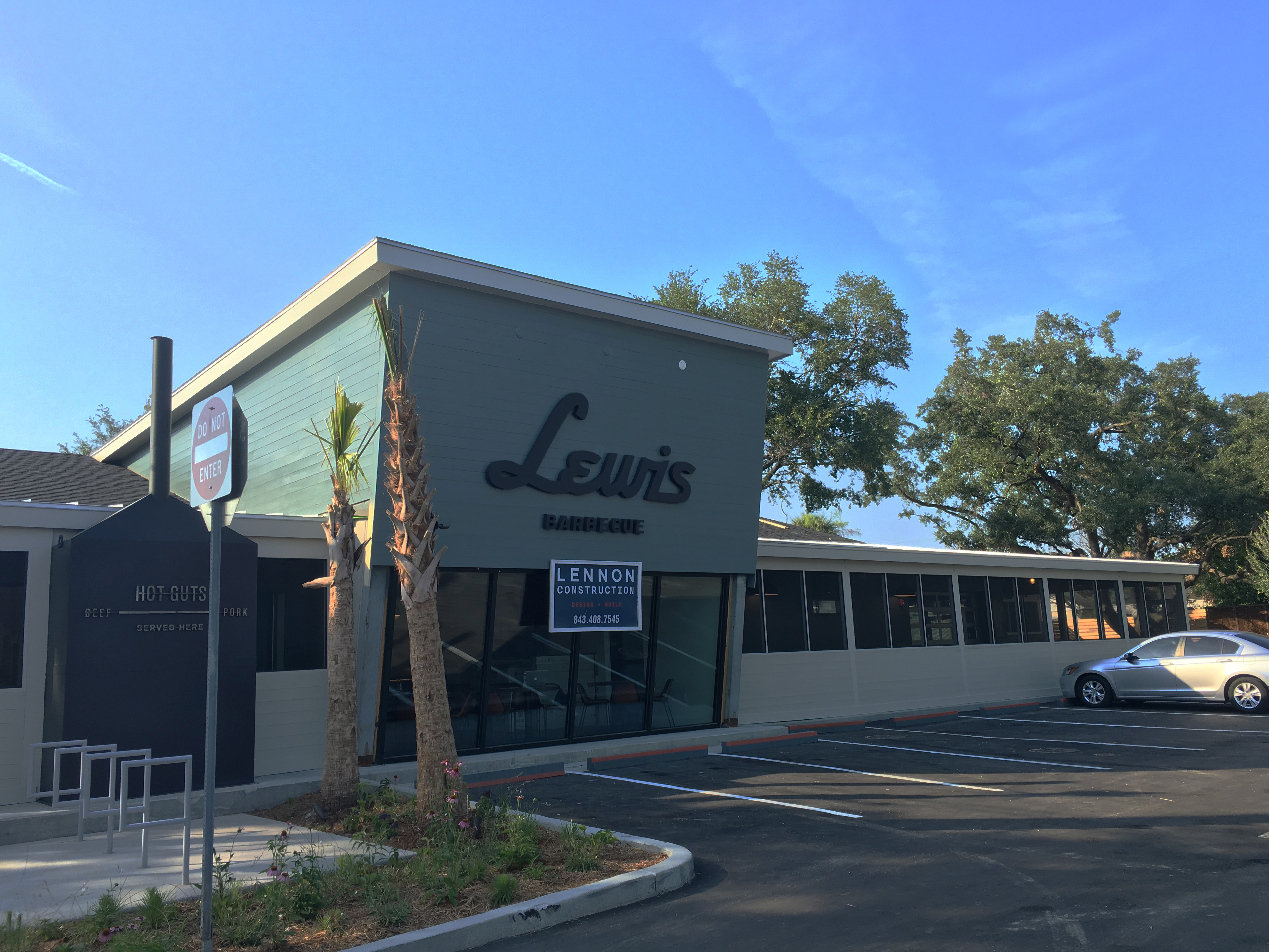 Lewis Barbecue