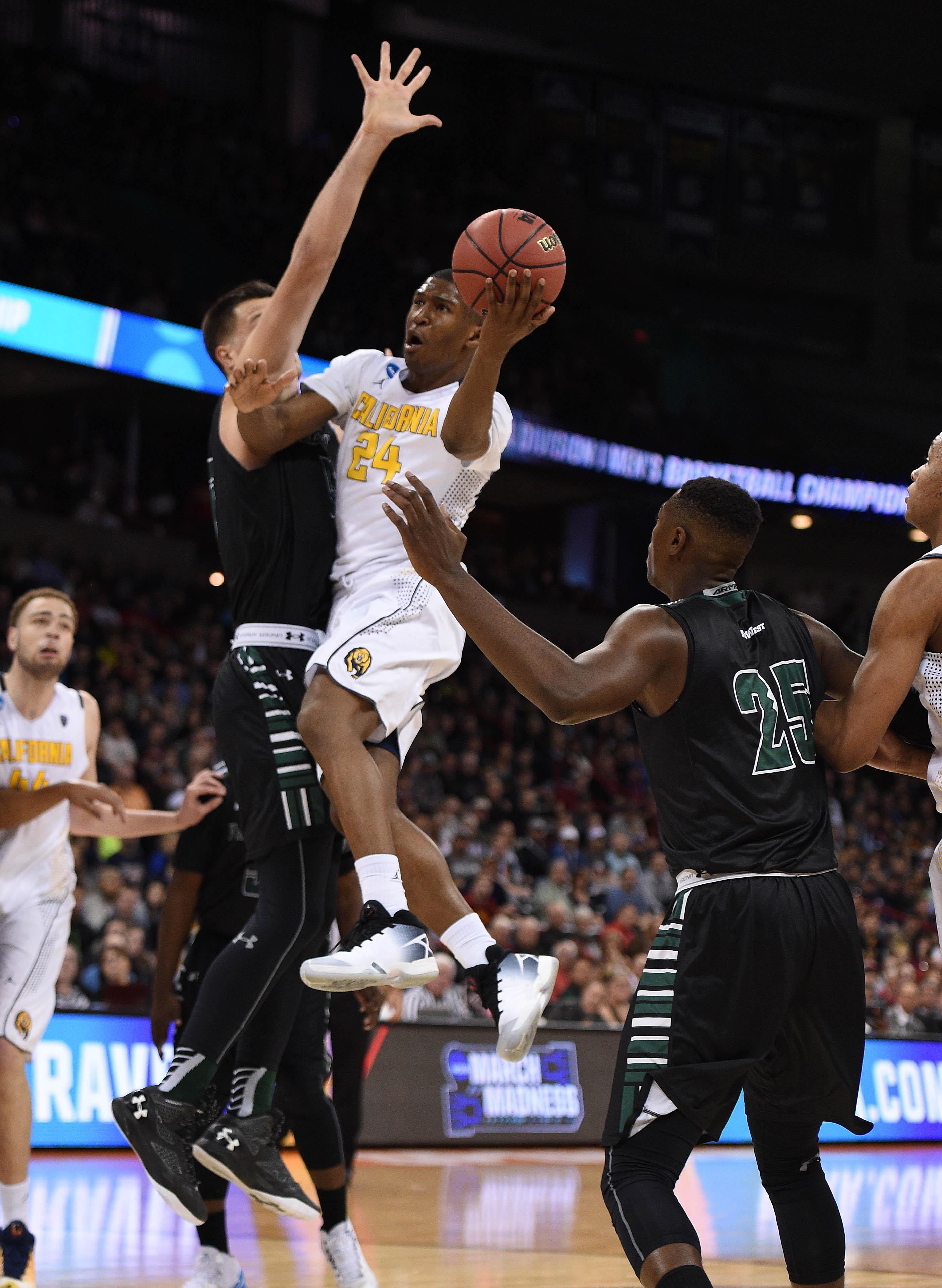 NCAA Basketball: NCAA Tournament-First Round-California vs Hawaii