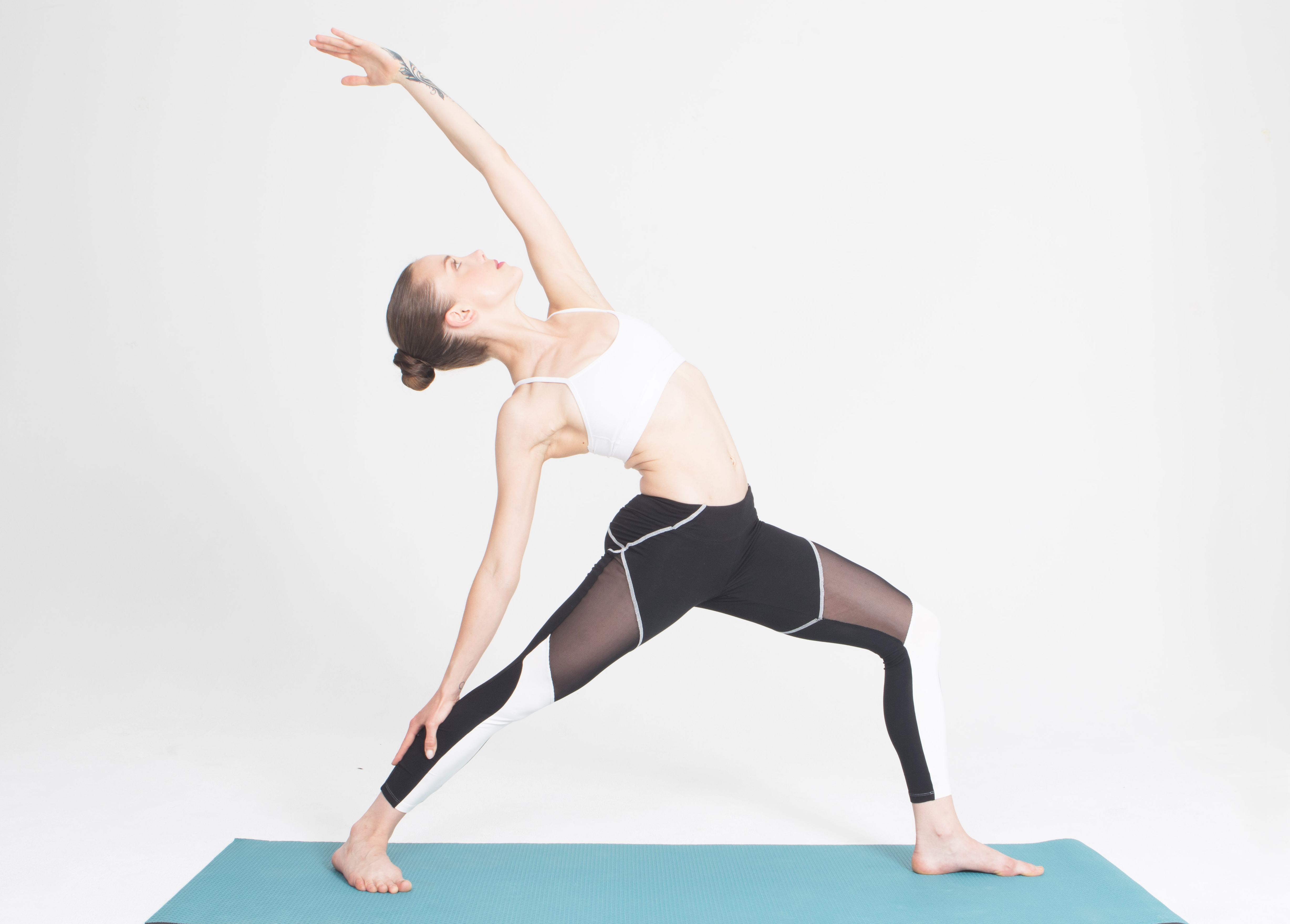 Yoga Pants That Correct Your Form and the Future of Haptic Fashion