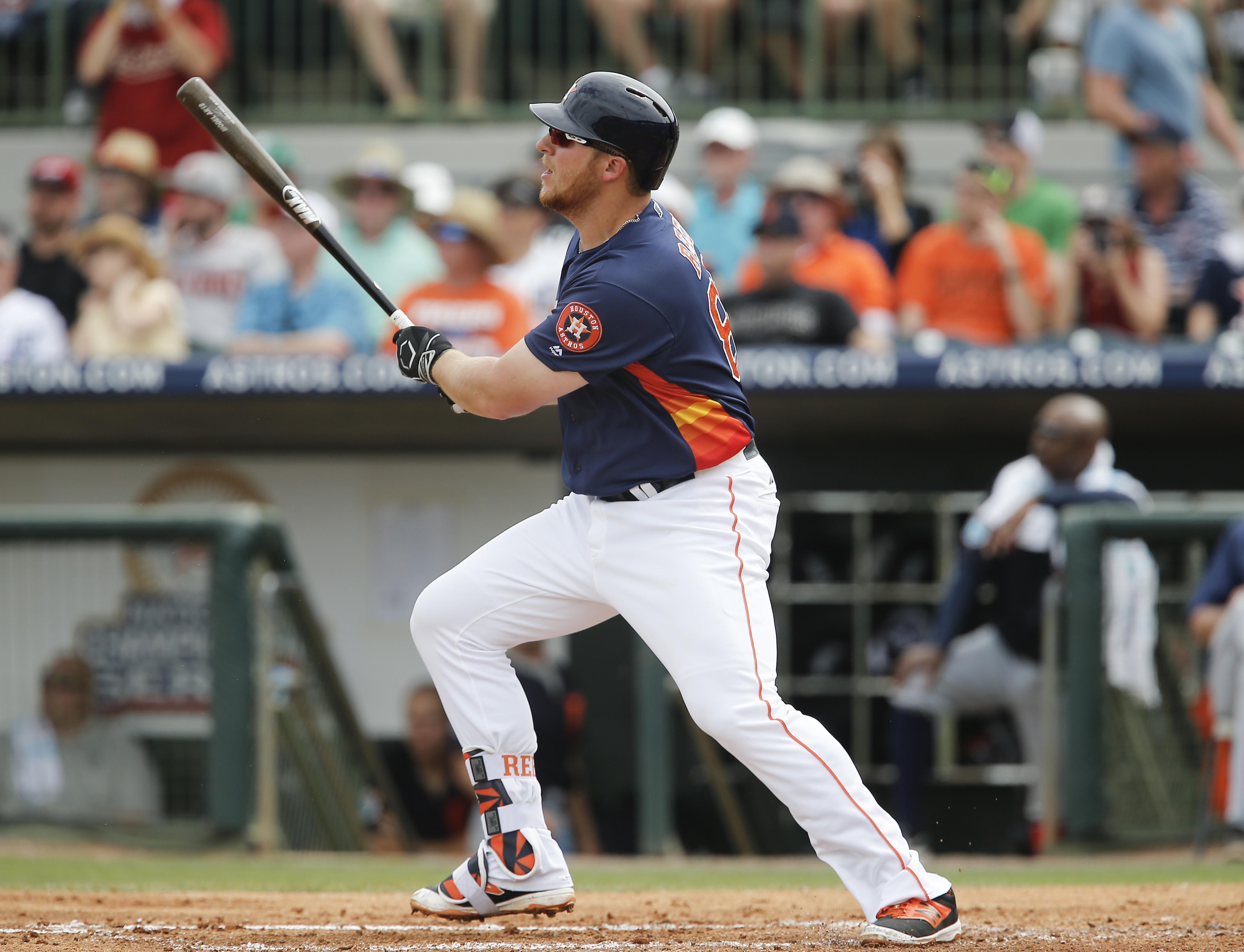 MLB: Spring Training-Detroit Tigers at Houston Astros