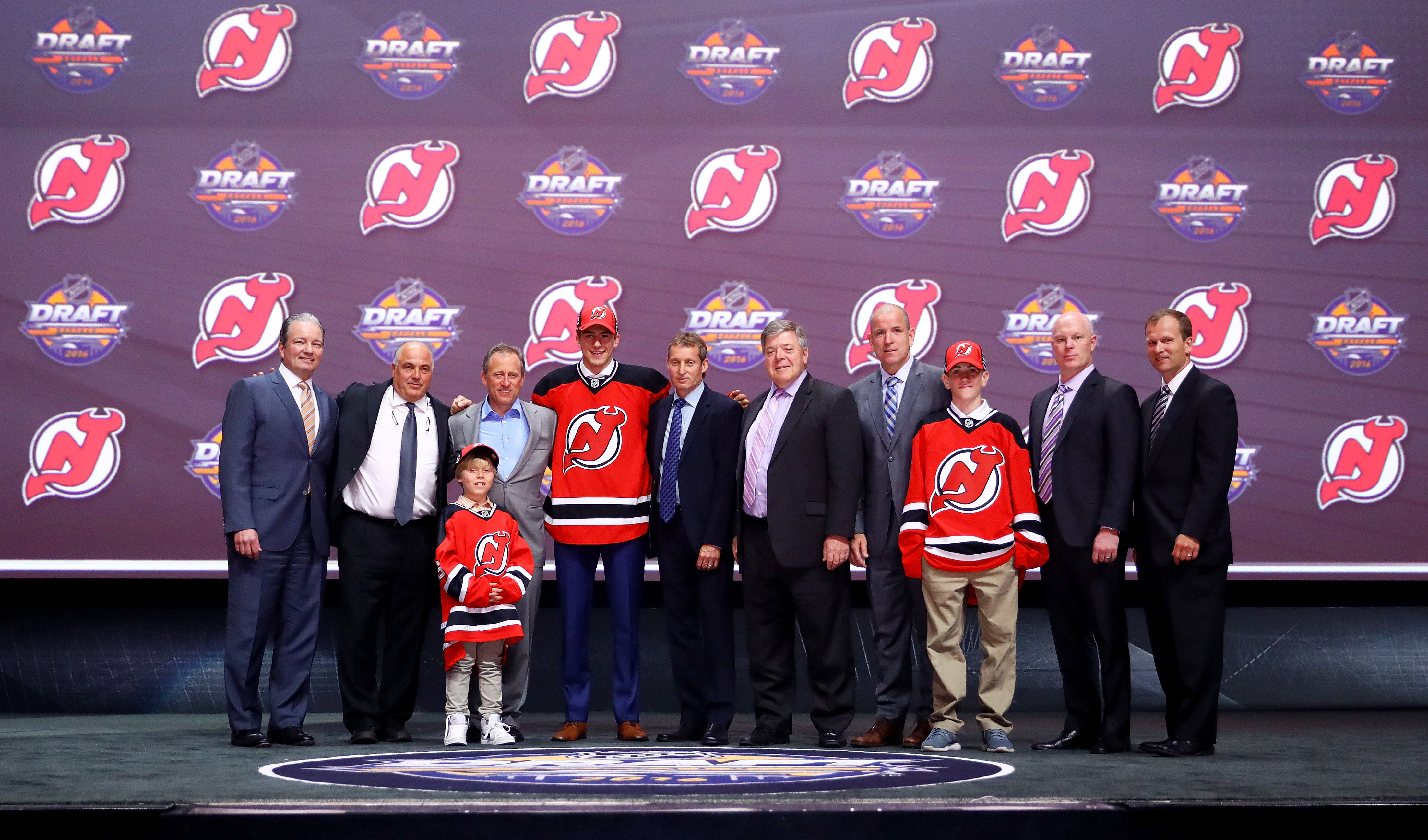 Updated 2016 nhl draft order - What You Thought Of The Devils 2016 Nhl Draft Class