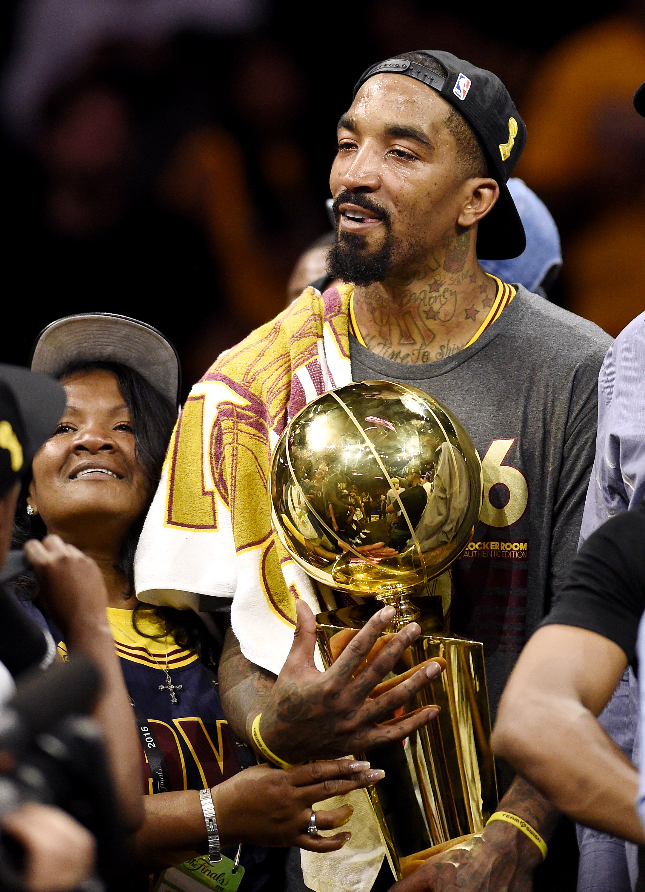 best website 9028d a1cba Cavaliers, J.R. Smith finally agree on 4-year, $57 million ...