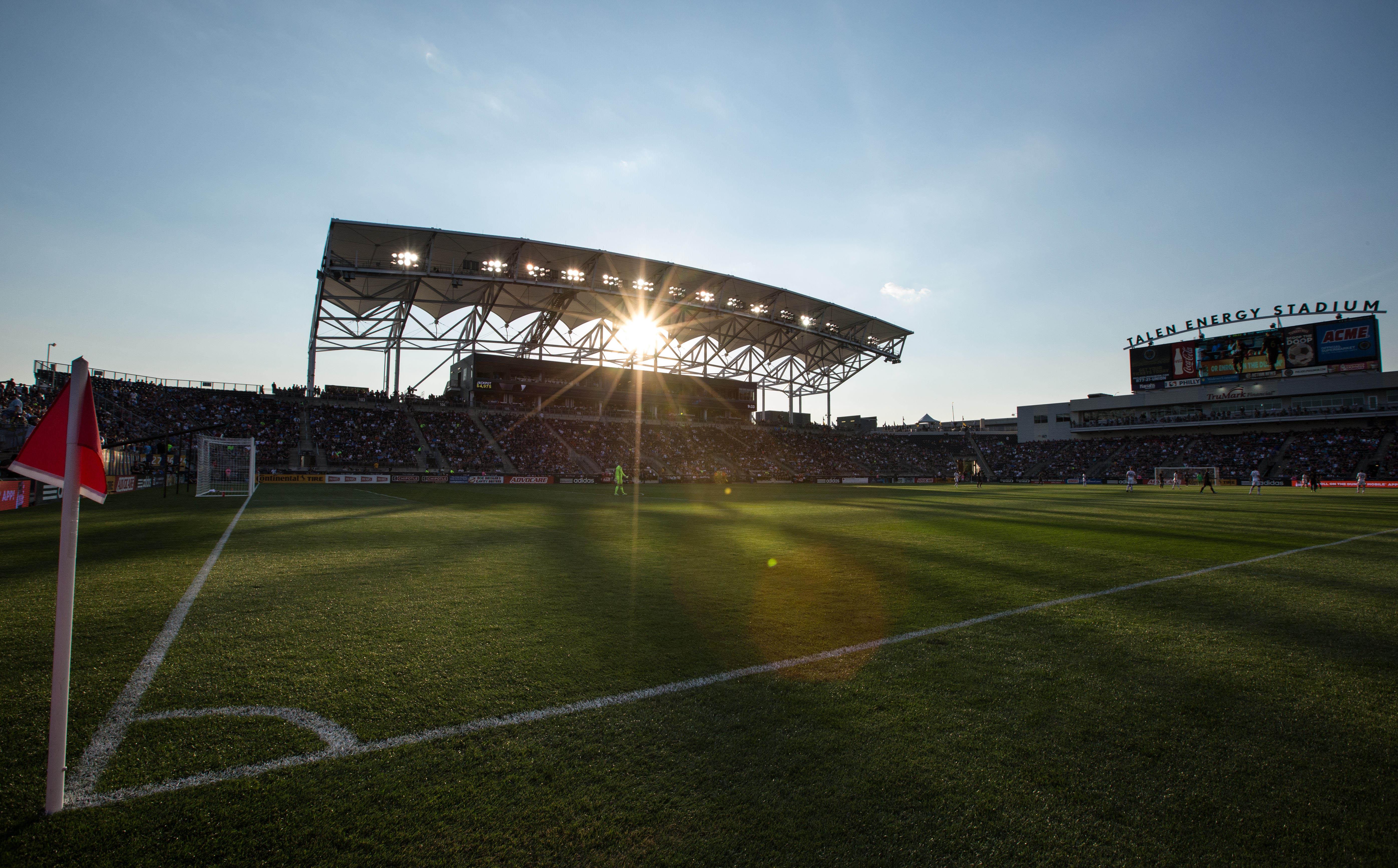 MLS: Vancouver Whitecaps FC at Philadelphia Union