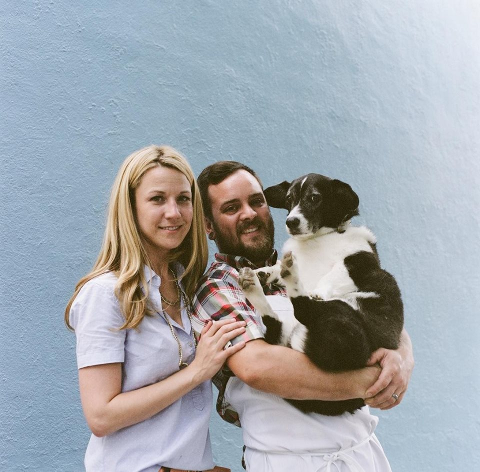 Heather, Josh, and Walter.