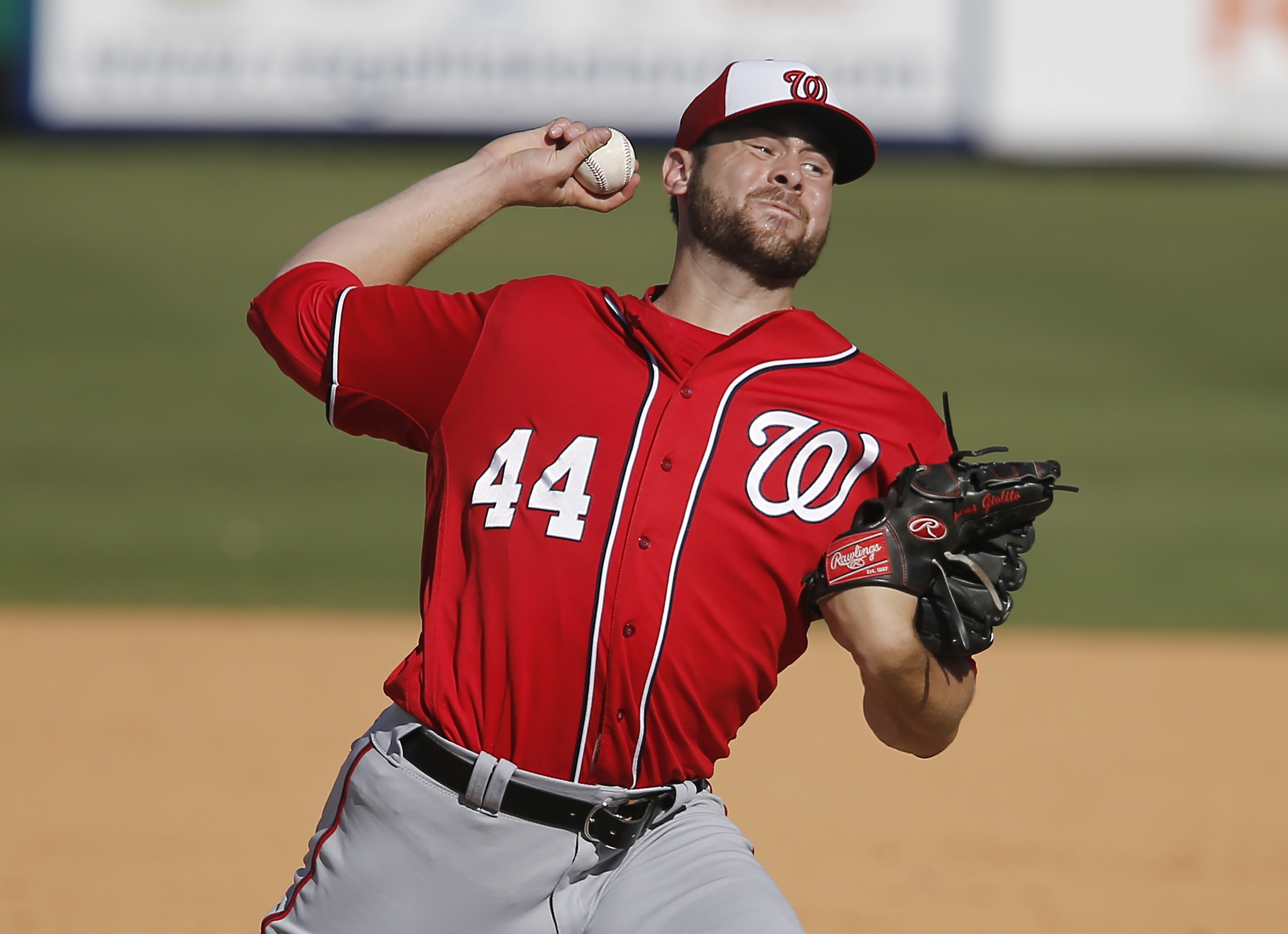 Could Lucas Giolito still be an integral part of the 2016 Nats when Stephen Strasburg returns?