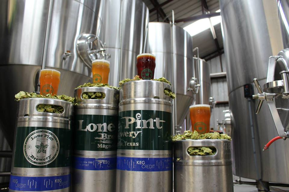 Lone Pint's eco-brewery is just part of Houston's beer renaissance.