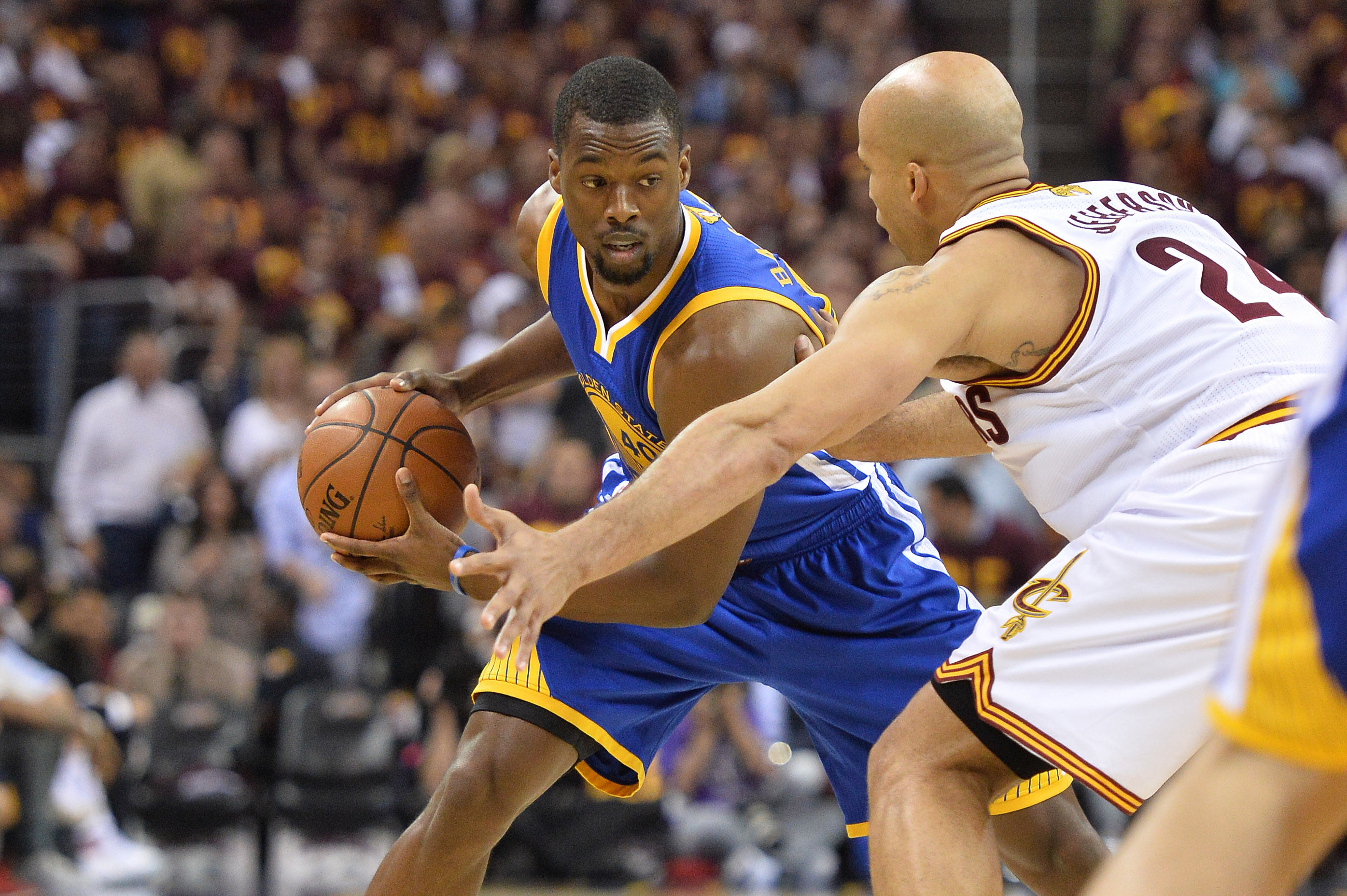 Barnes is now a restricted free agent.
