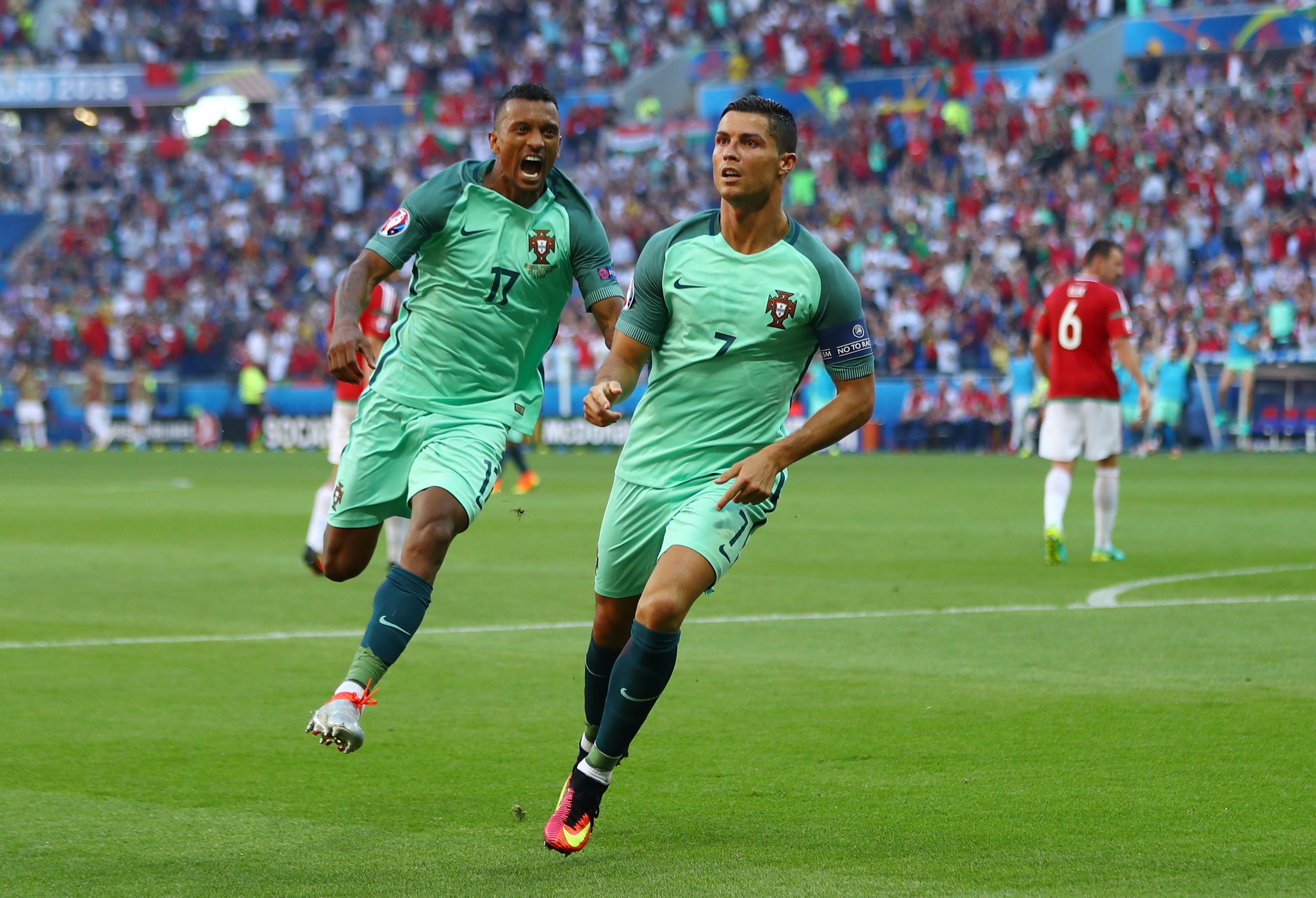 Hungary v Portugal - Group F: UEFA Euro 2016