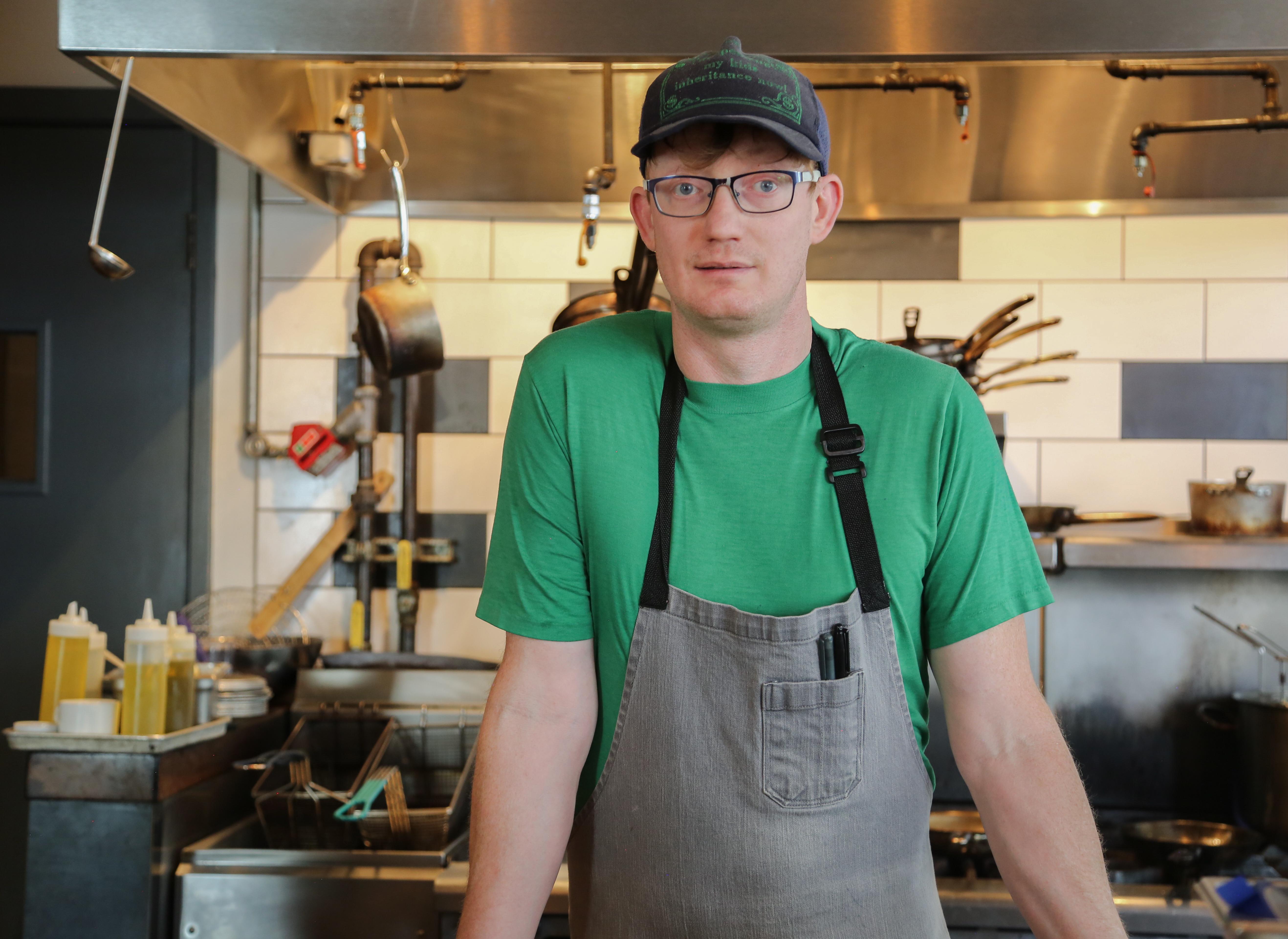 Executive Chef Chris Frazier