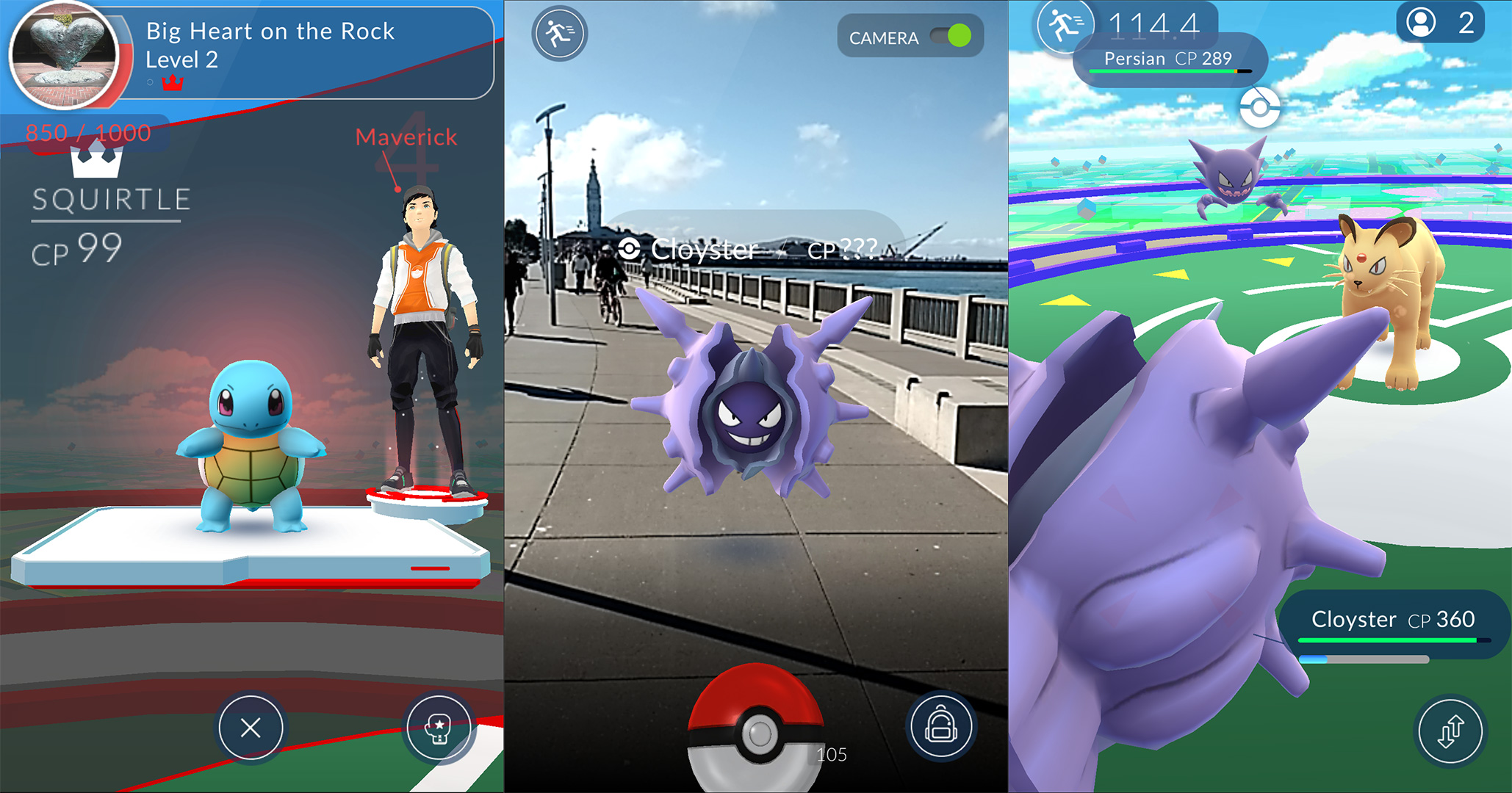 A week with Pokémon Go shows potential and problems
