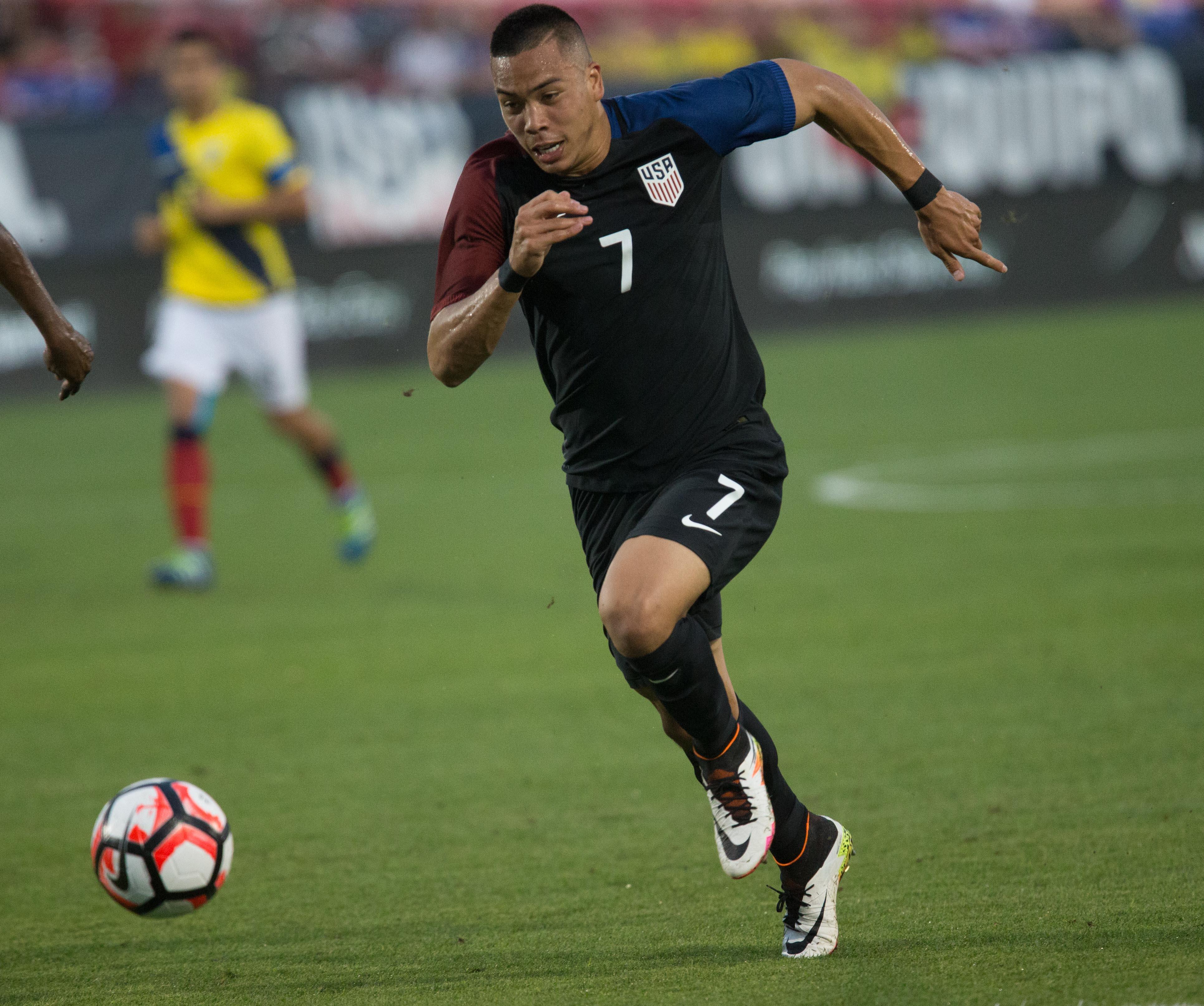 Soccer: International Friendly Soccer-Equador at USA