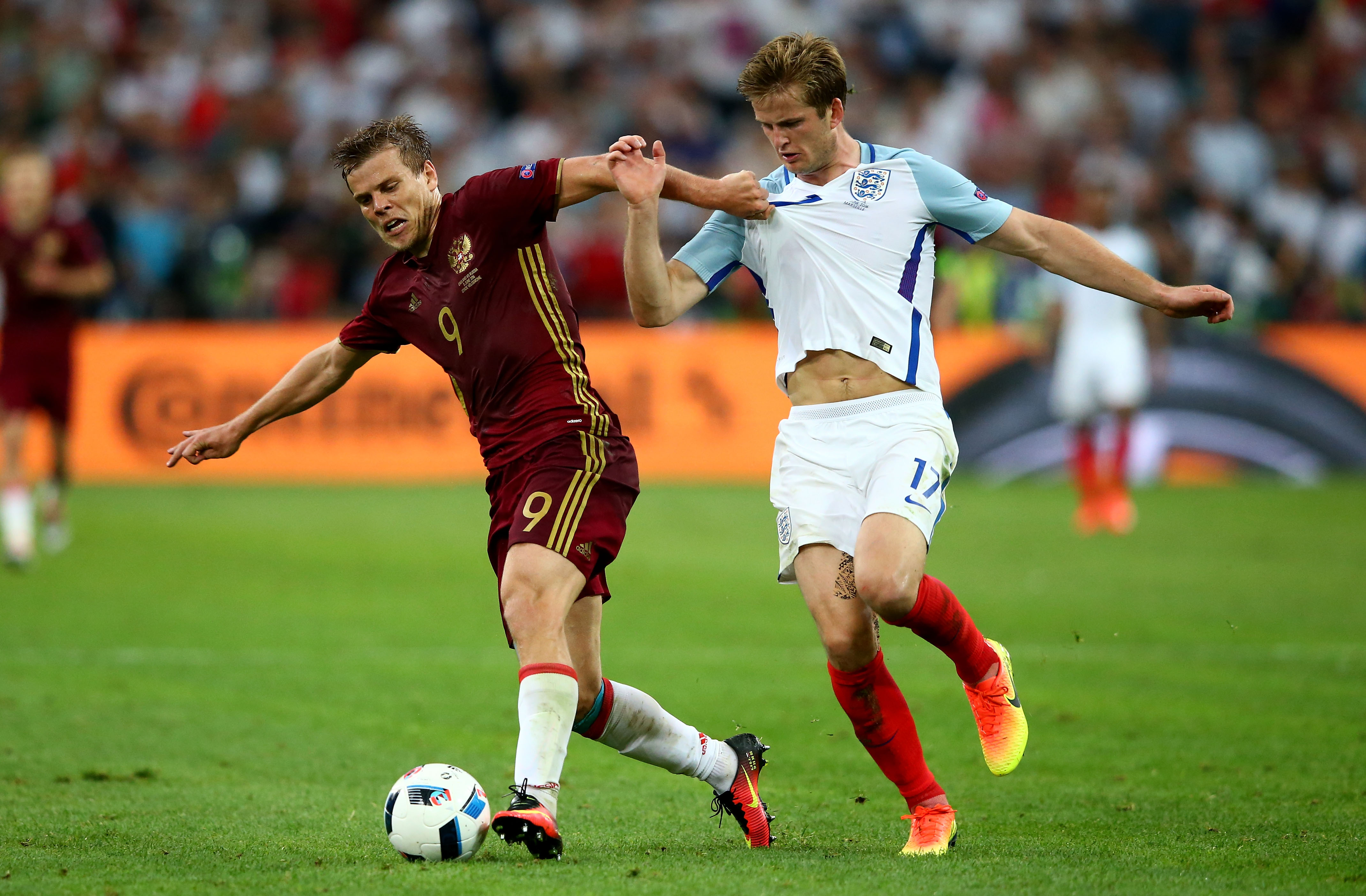 England v Russia - Group B: UEFA Euro 2016