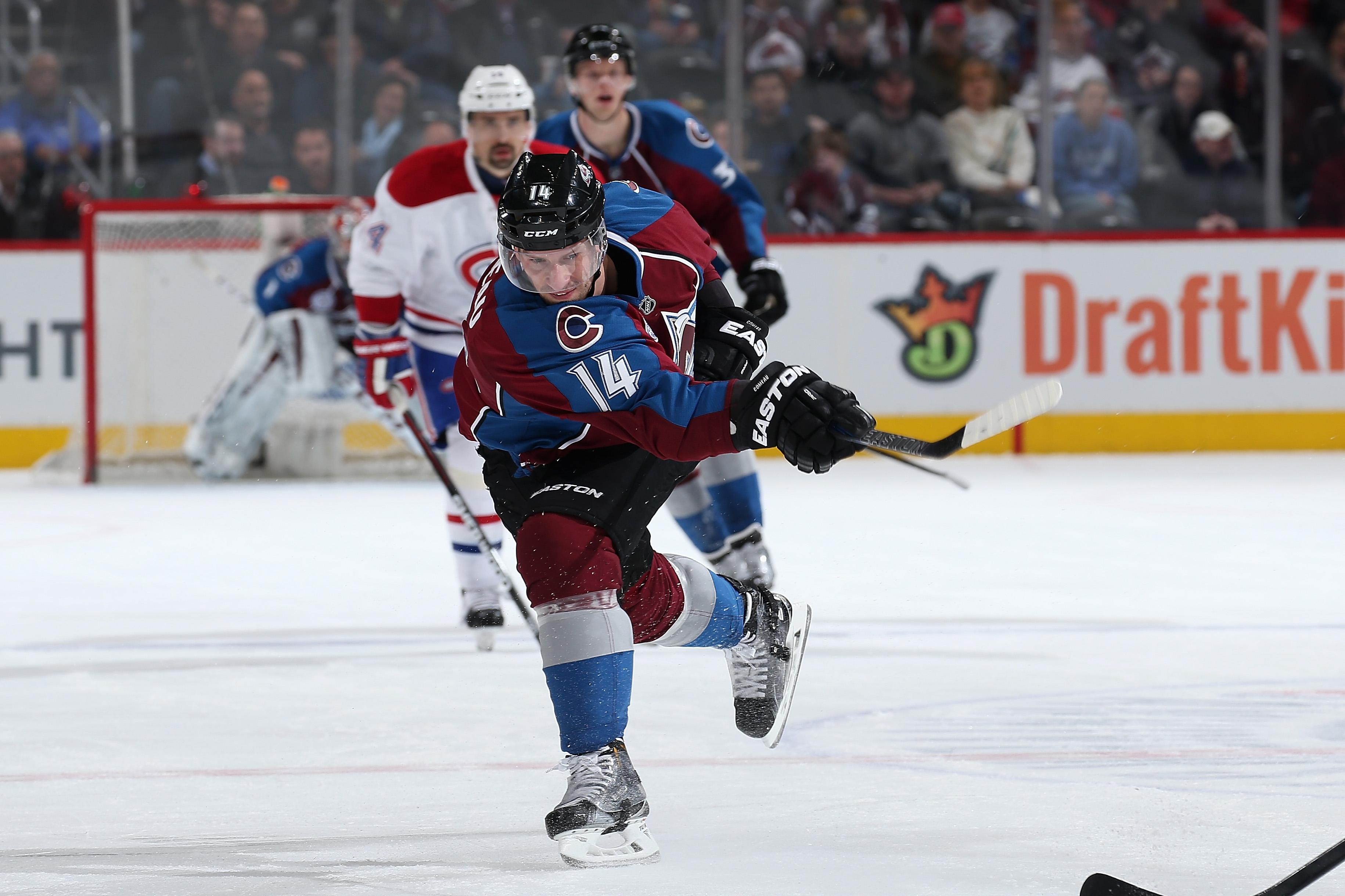 Montreal Canadiens v Colorado Avalanche