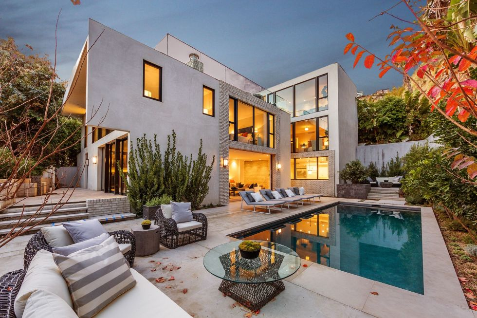 No Big Deal: Kendall Jenner's New LA Home Is Just Heaven on Earth