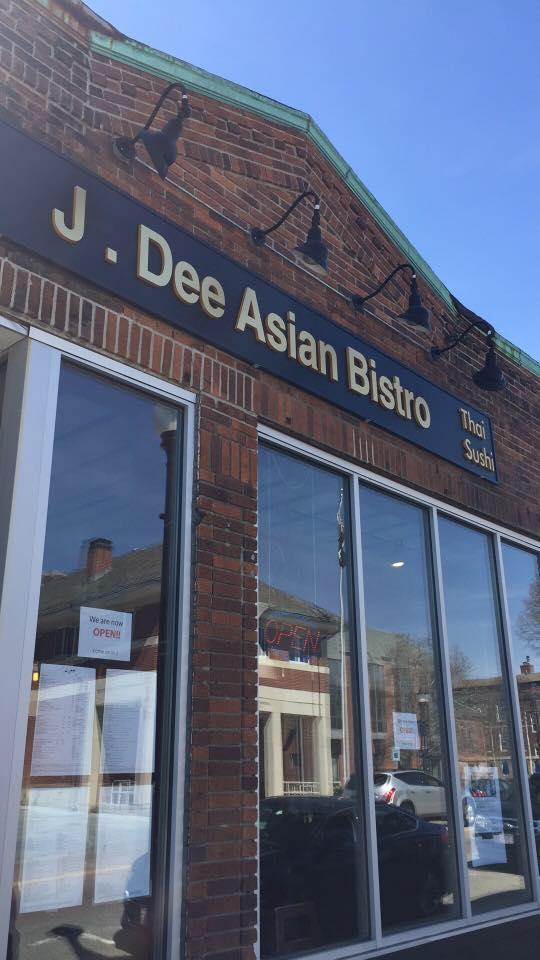 J. Dee Asian Bistro