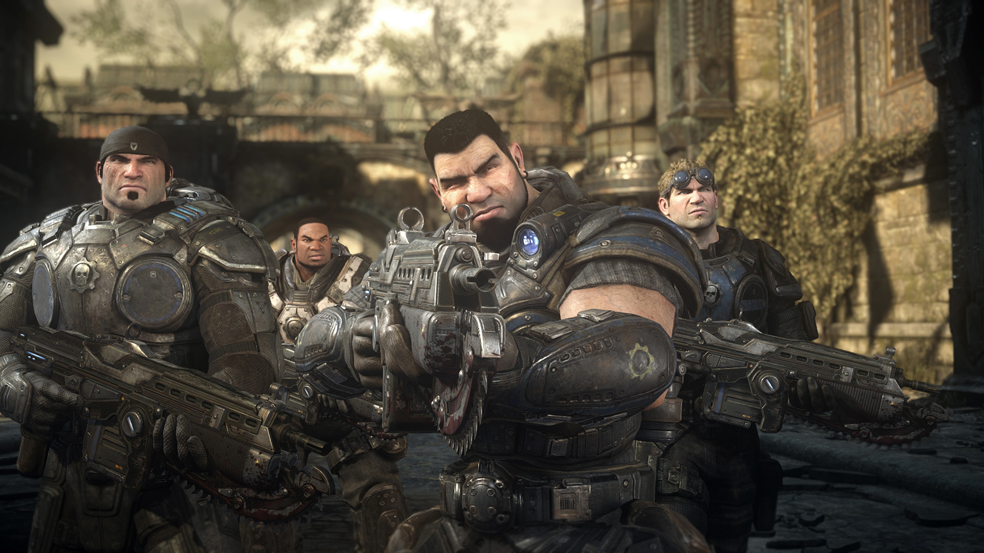 Xbox Ultimate Game Sale slashes prices on Gears of War, Halo, The Witcher, Just Cause and more