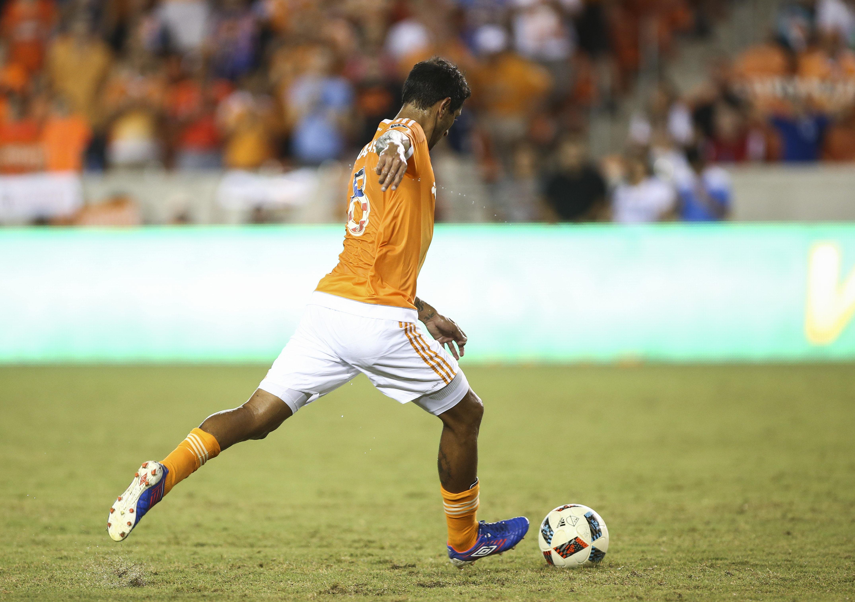 MLS: Philadelphia Union at Houston Dynamo