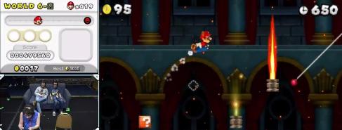 Watch this speedrunner's 3DS die during a run of New Super Mario Bros. 2