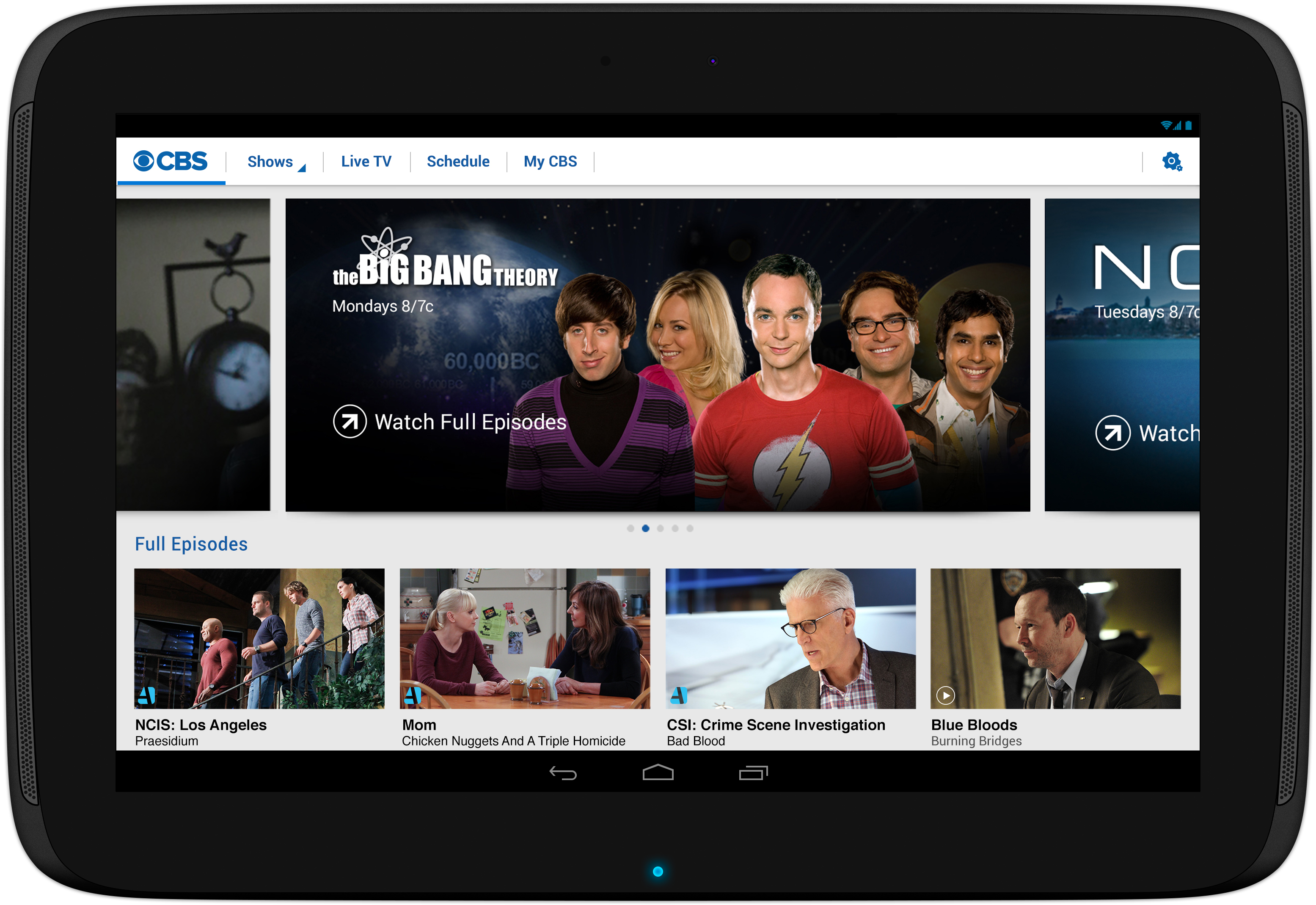 Now CBS Is Selling Web Subscriptions to Its Shows, Too - Vox