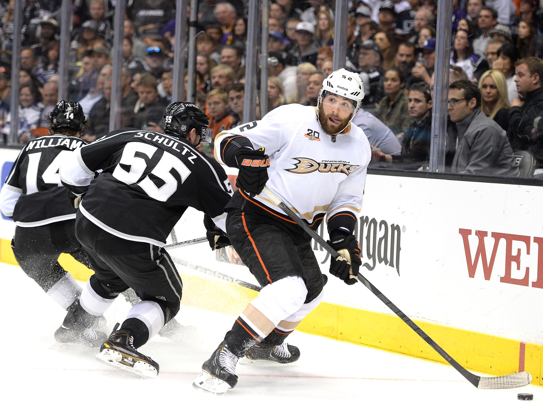 Anaheim Ducks v Los Angeles Kings - Game Four