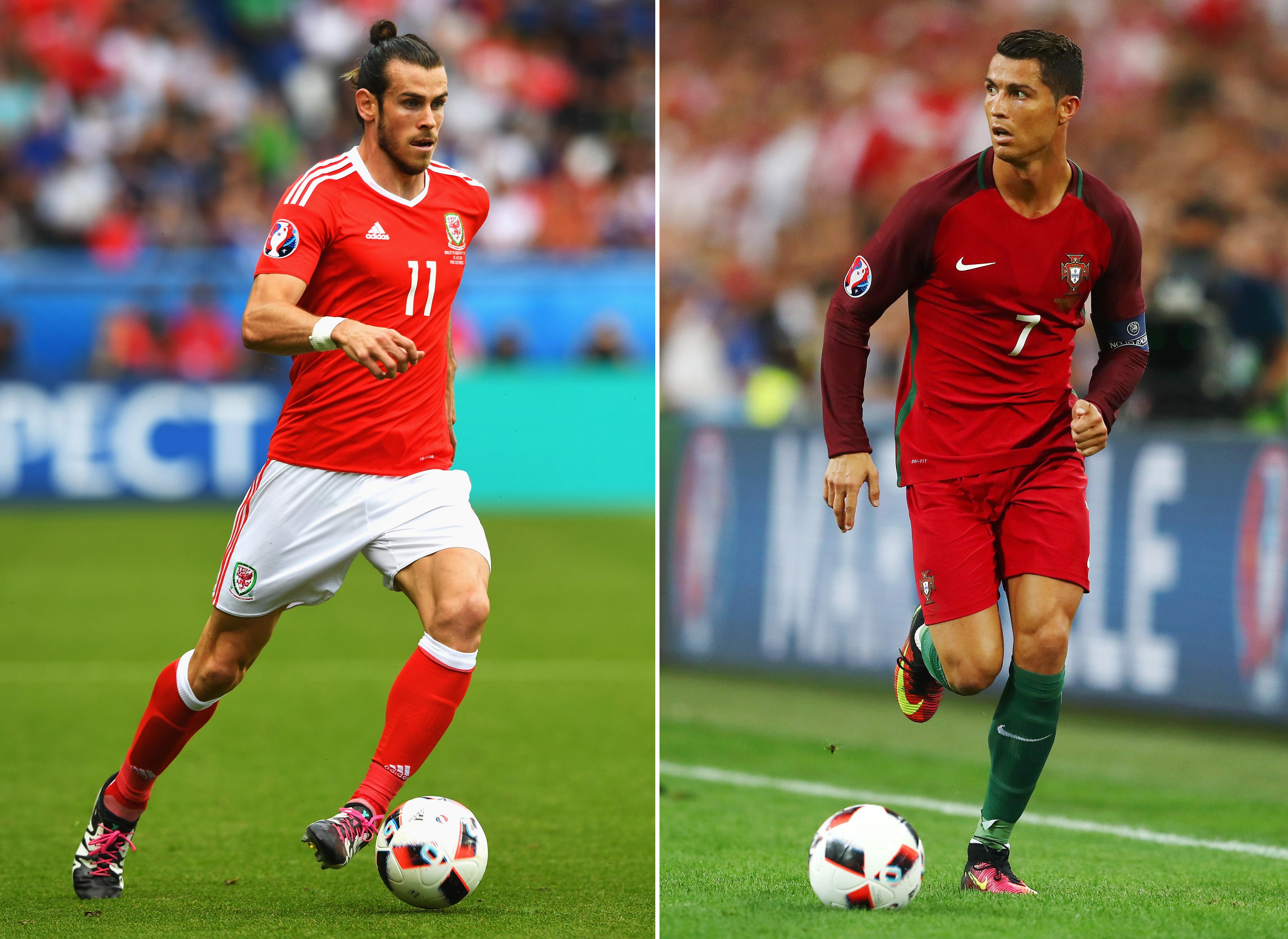 Wales v Portugal - Semi Final: UEFA Euro 2016