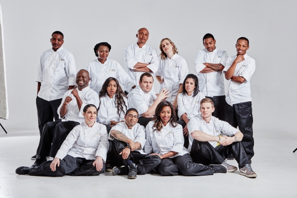 Top Chef South America contestants