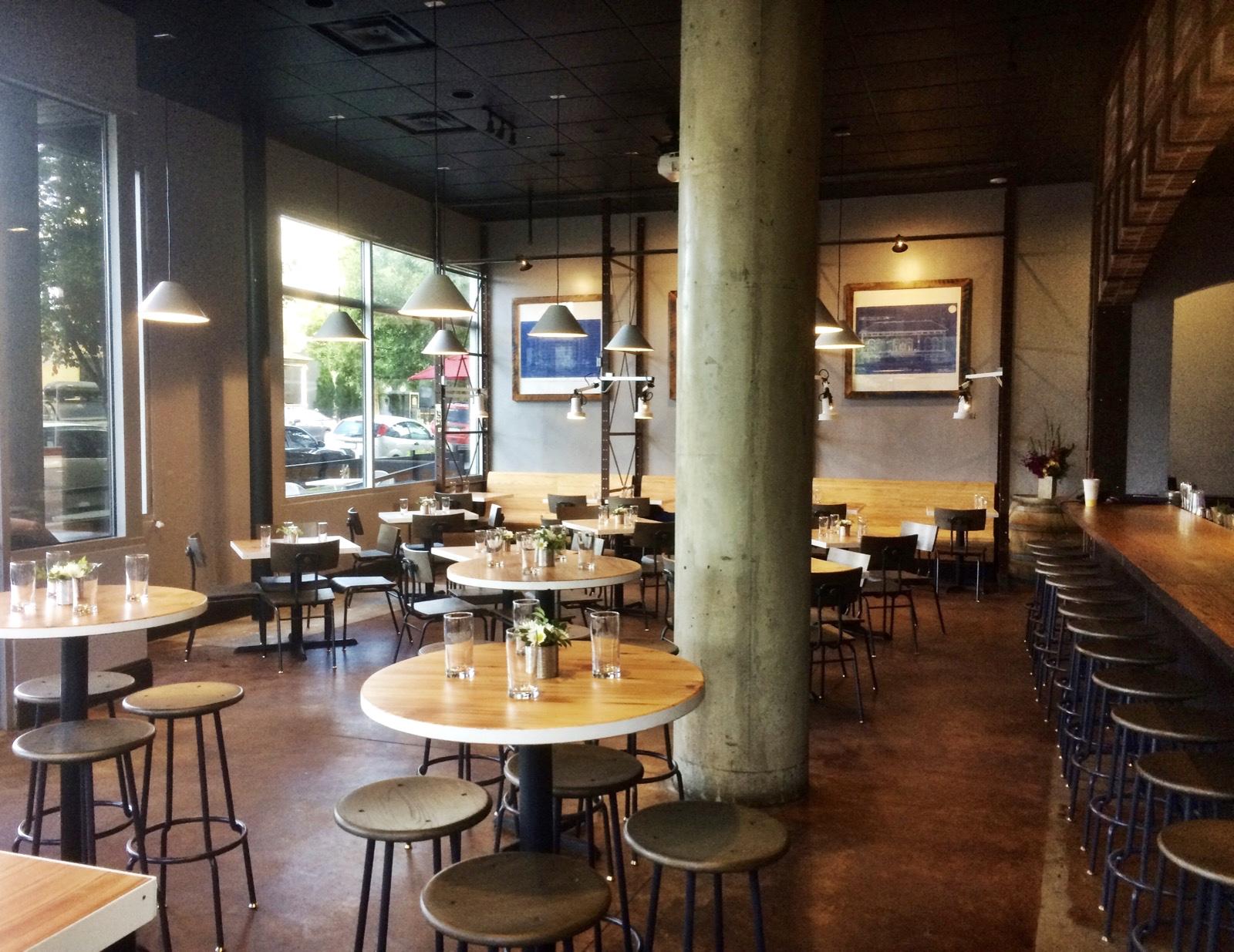 Caveau wine bar eater denver open today ryan difrancos blueprint bar malvernweather Choice Image