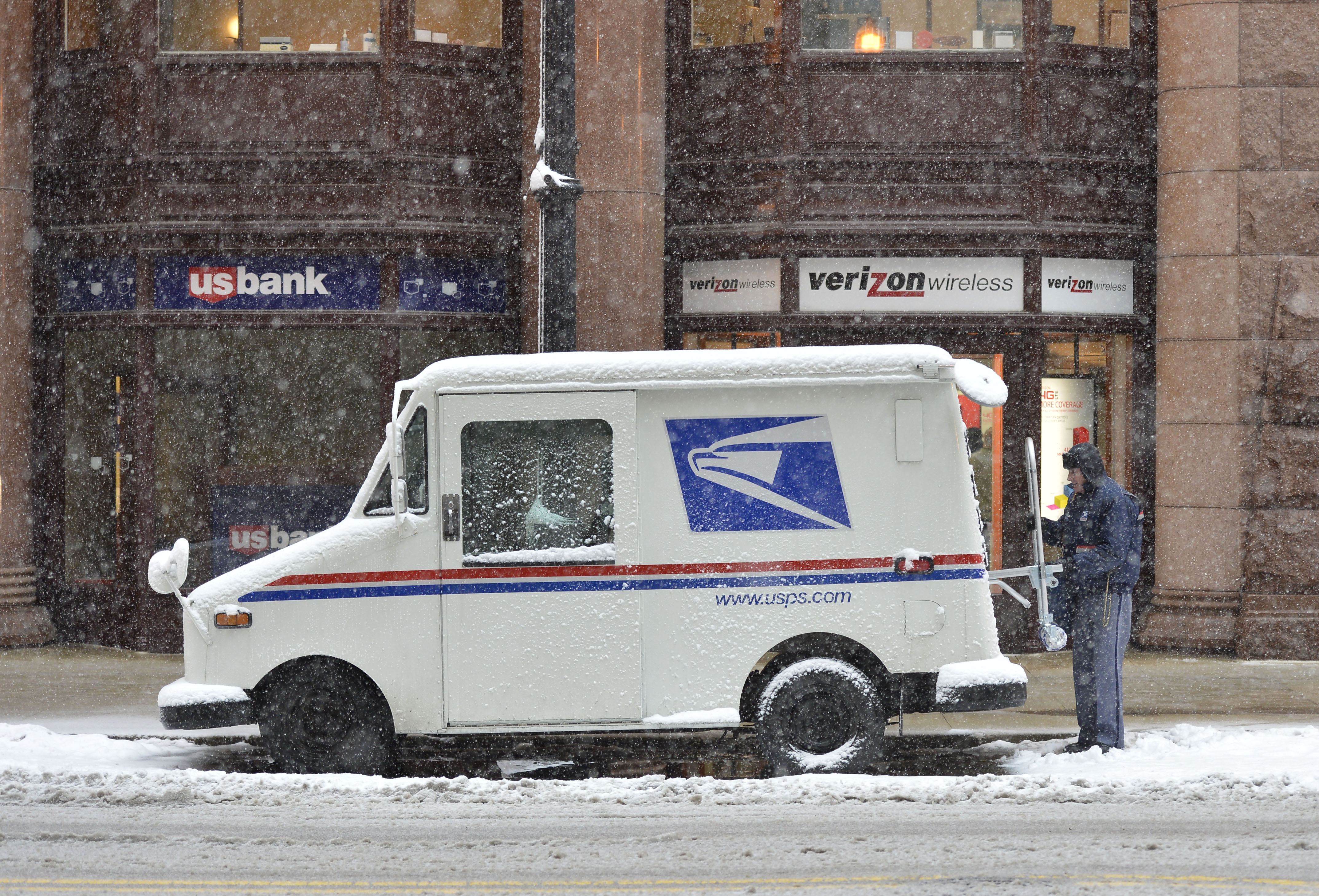 Just like the USPS, we don't take Saturdays off
