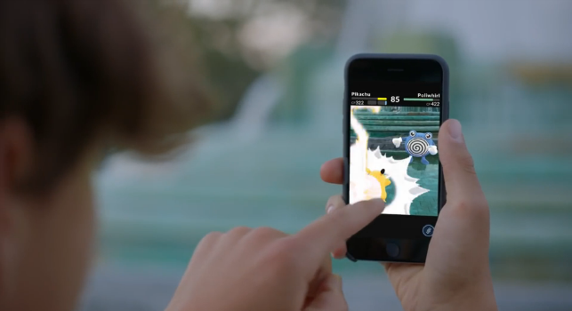 Pokémon Go is turning strangers into the best of friends