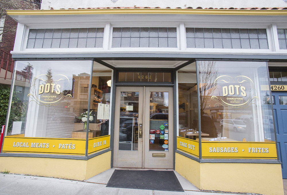 The old Dot's in Fremont