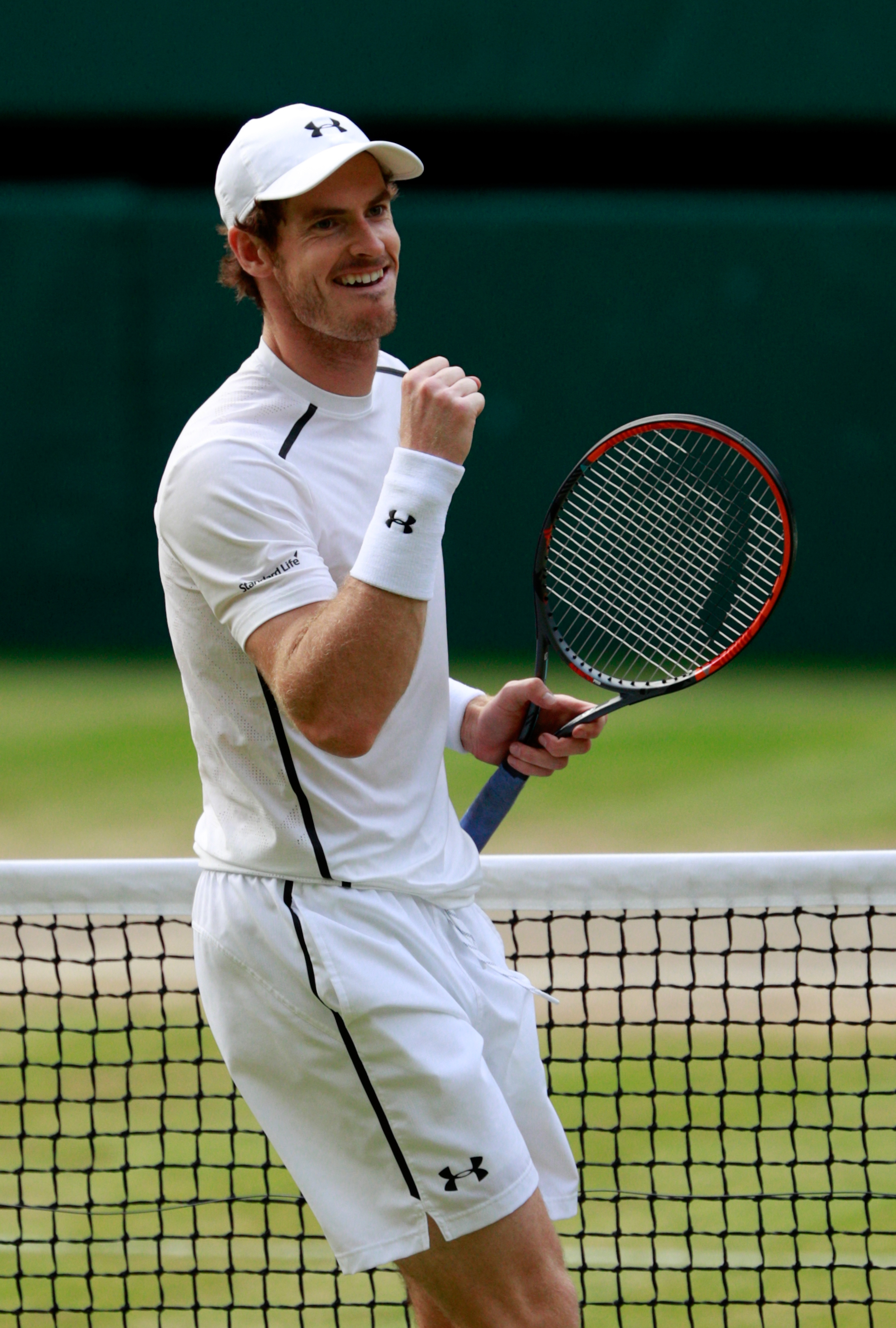 2016 Wimbledon results and scores: Andy Murray to meet Milos Raonic in finals