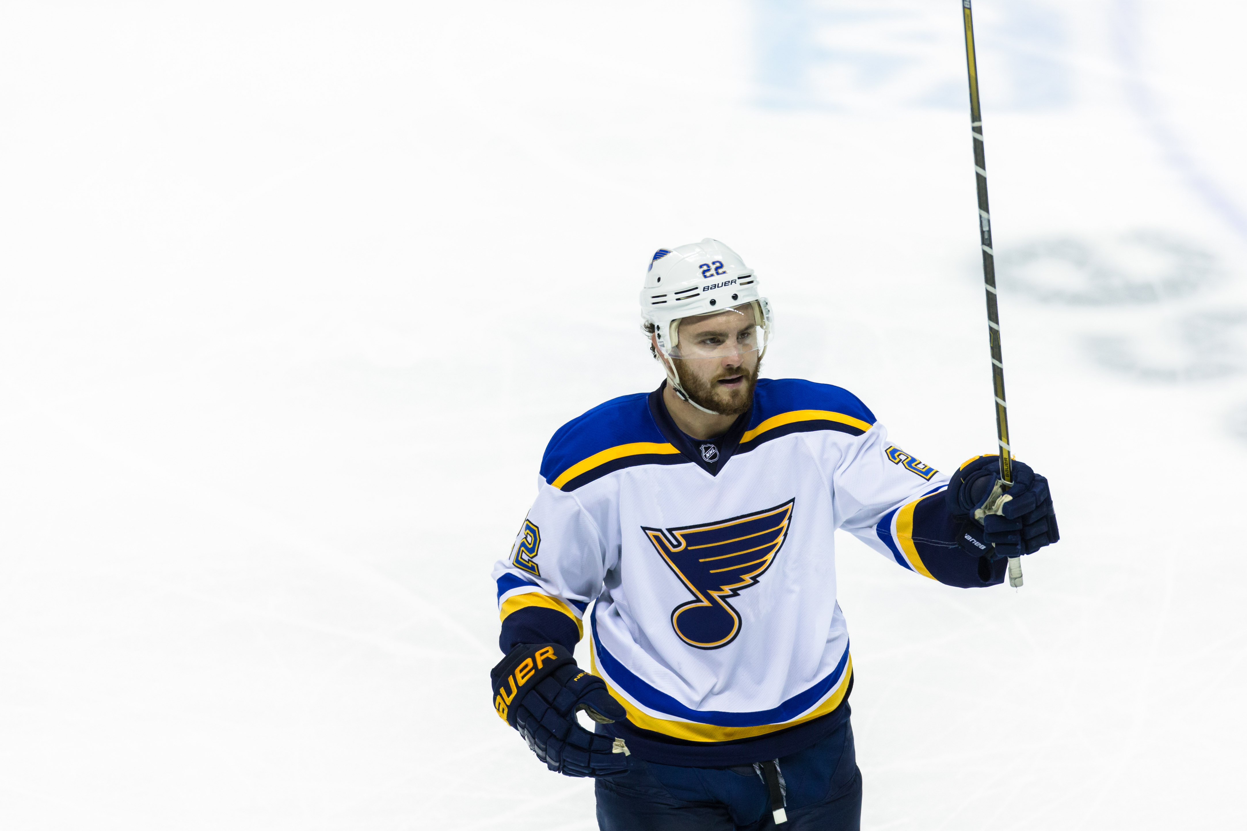 Raise your stick if you're still a Blue as of the posting of this links post!