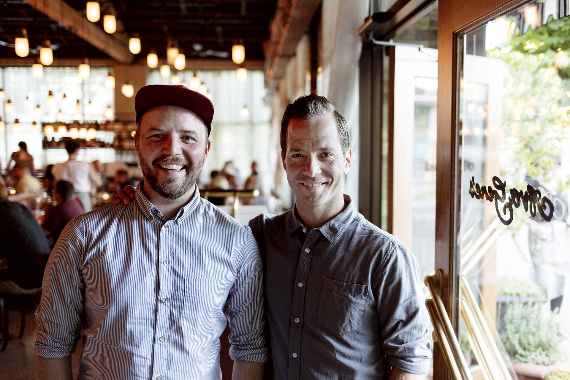 Joshua McFadden and Luke Dirks
