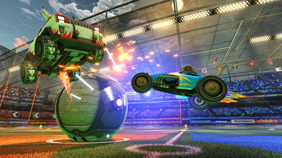 Rocket League getting unlockable crates, à la Counter-Strike GO